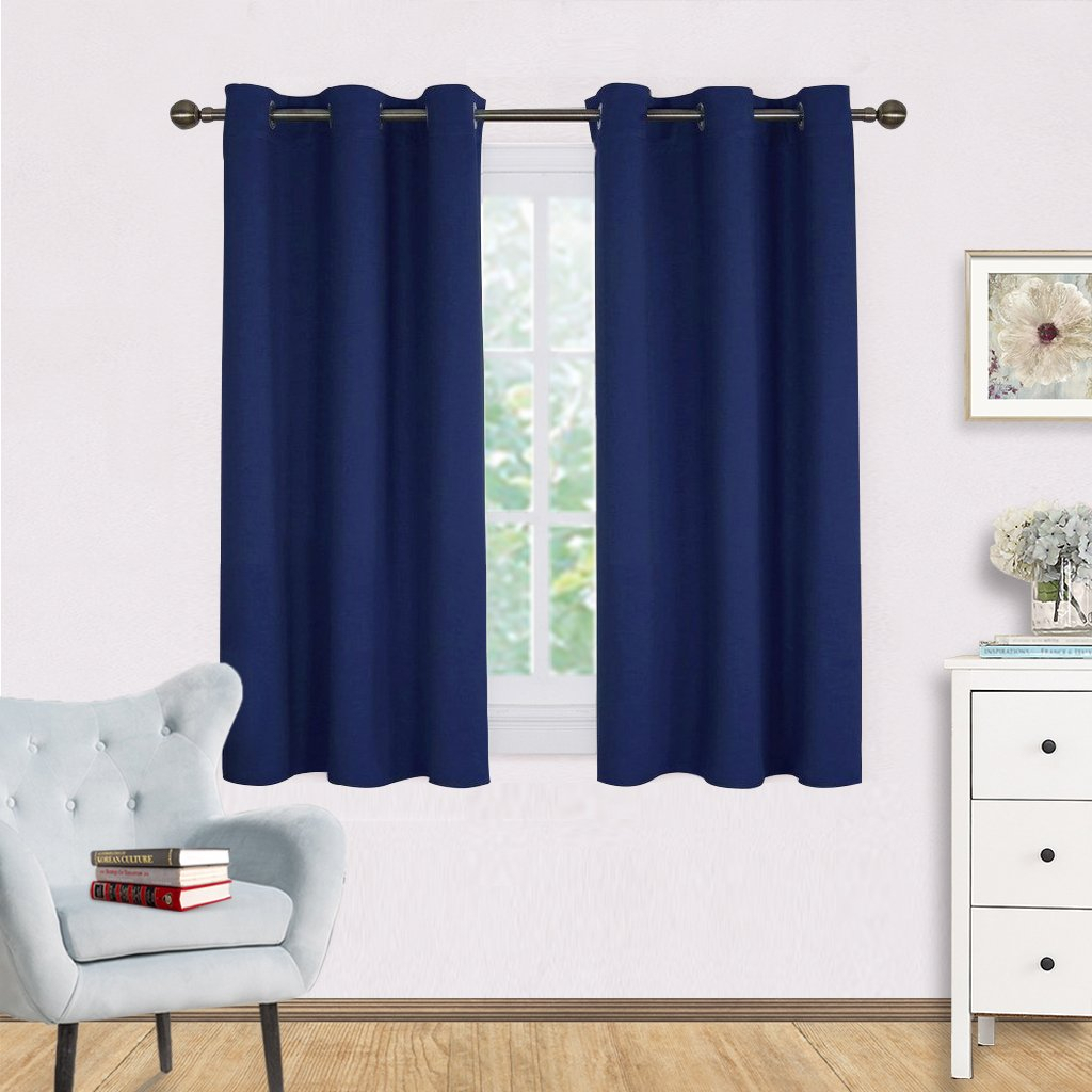 Cheap Baby Blue Blackout Curtains, Find Baby Blue Blackout Intended For Solid Thermal Insulated Blackout Curtain Panel Pairs (View 17 of 30)
