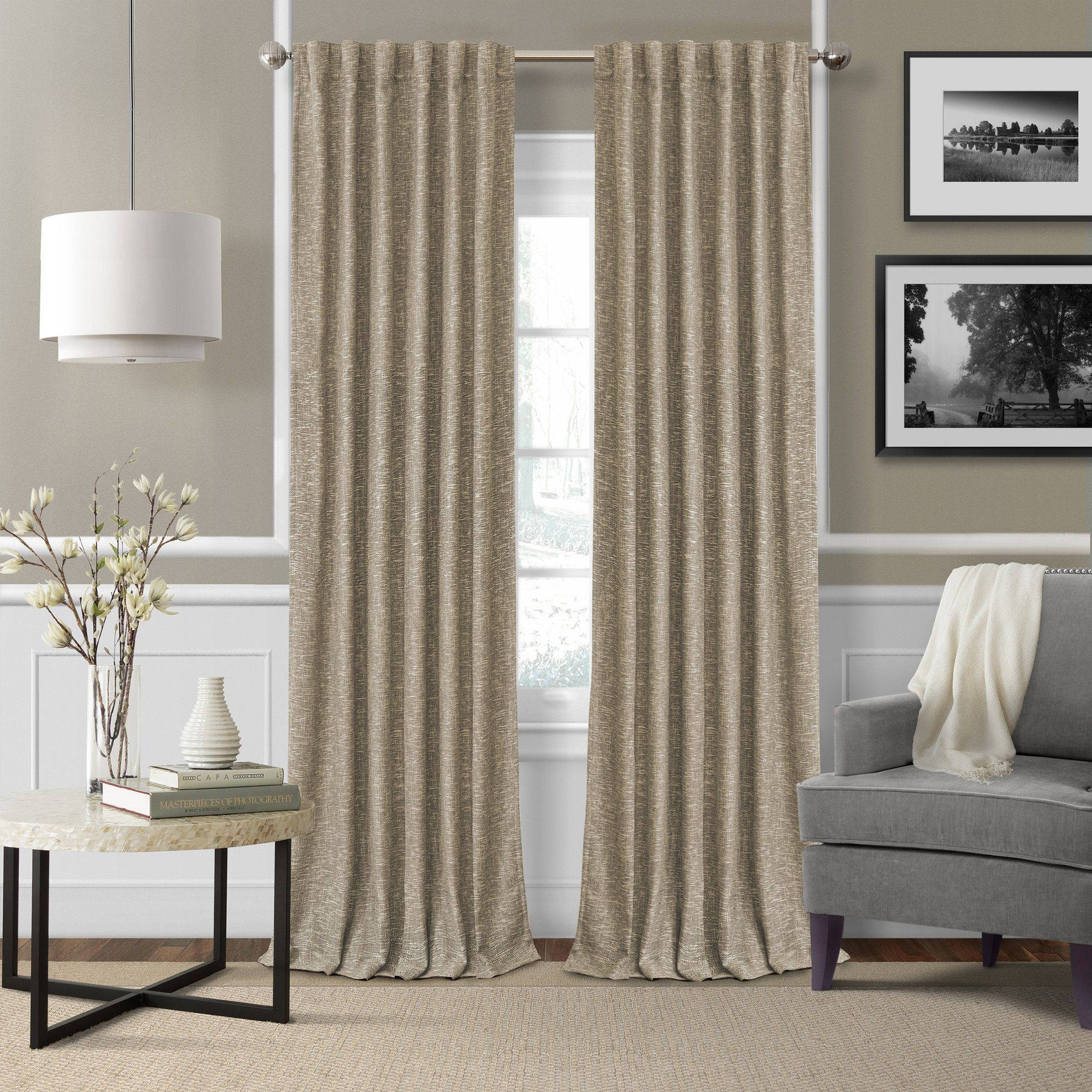 Colton 3 In 1 Blackout Curtain Panel | Products | Panel With Regard To The Gray Barn Kind Koala Curtain Panel Pairs (View 15 of 30)
