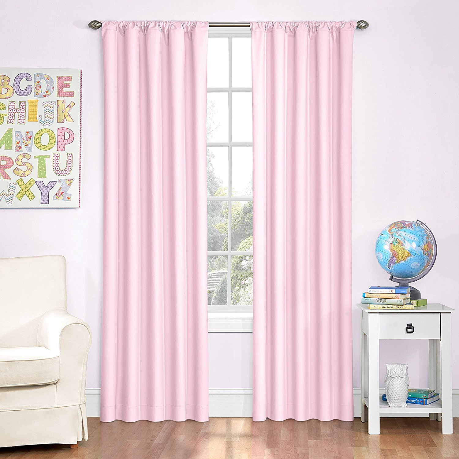 Curtain: Best Walmart Eclipse Curtains For Home Decor With Regard To Eclipse Newport Blackout Curtain Panels (View 15 of 20)