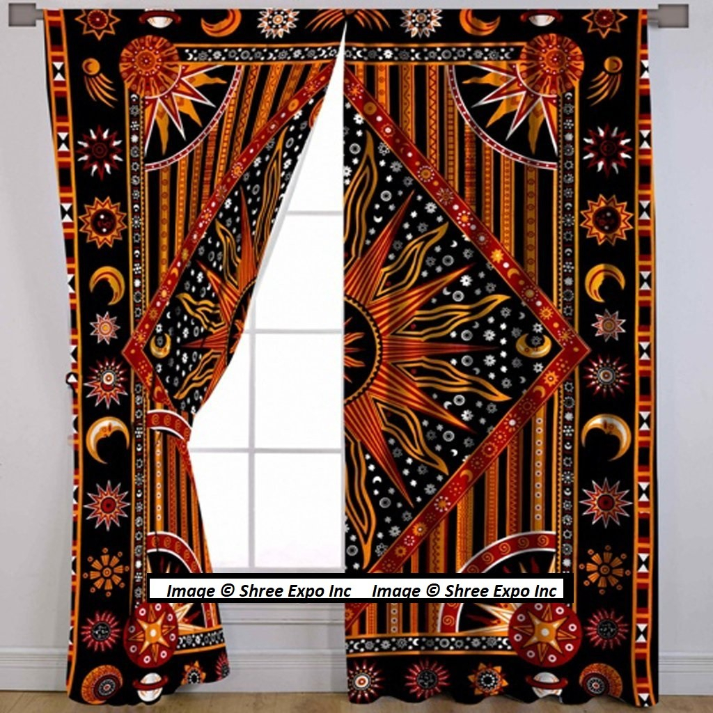 Curtains And Home Decor Inc In Primebeau Geometric Pattern Blackout Curtain Pairs (View 17 of 20)