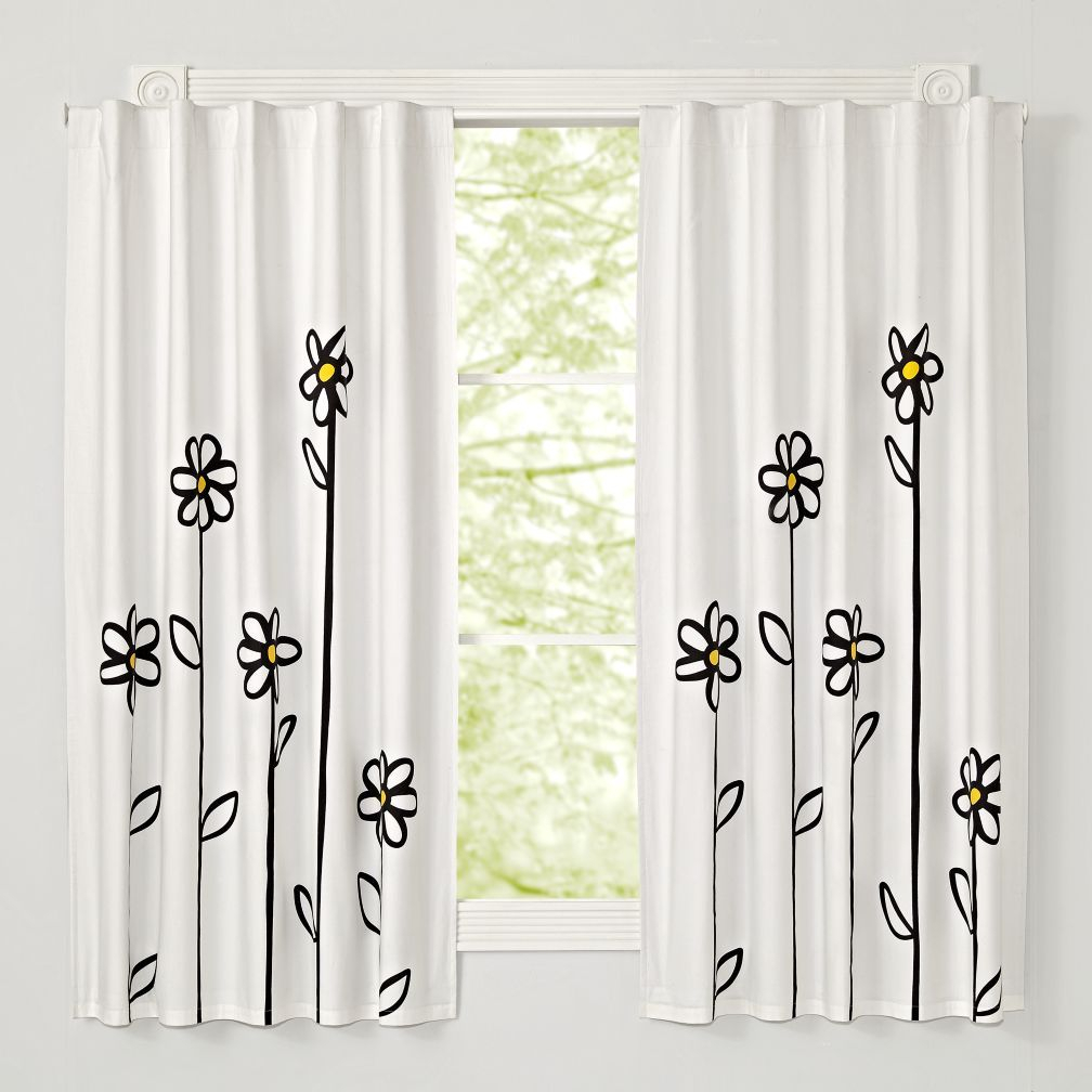 """Daisy 96"""" Blackout Curtain 