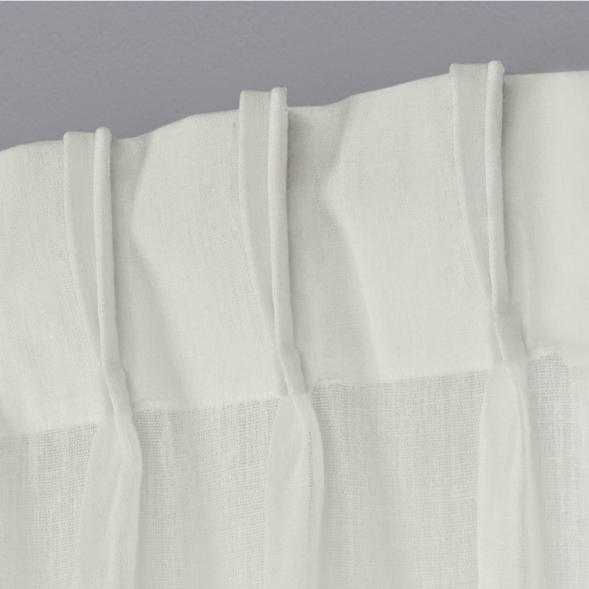 Details About Ati Home Belgian Jacquard Sheer Double Pinch Pleat Top With Double Pinch Pleat Top Curtain Panel Pairs (View 6 of 20)