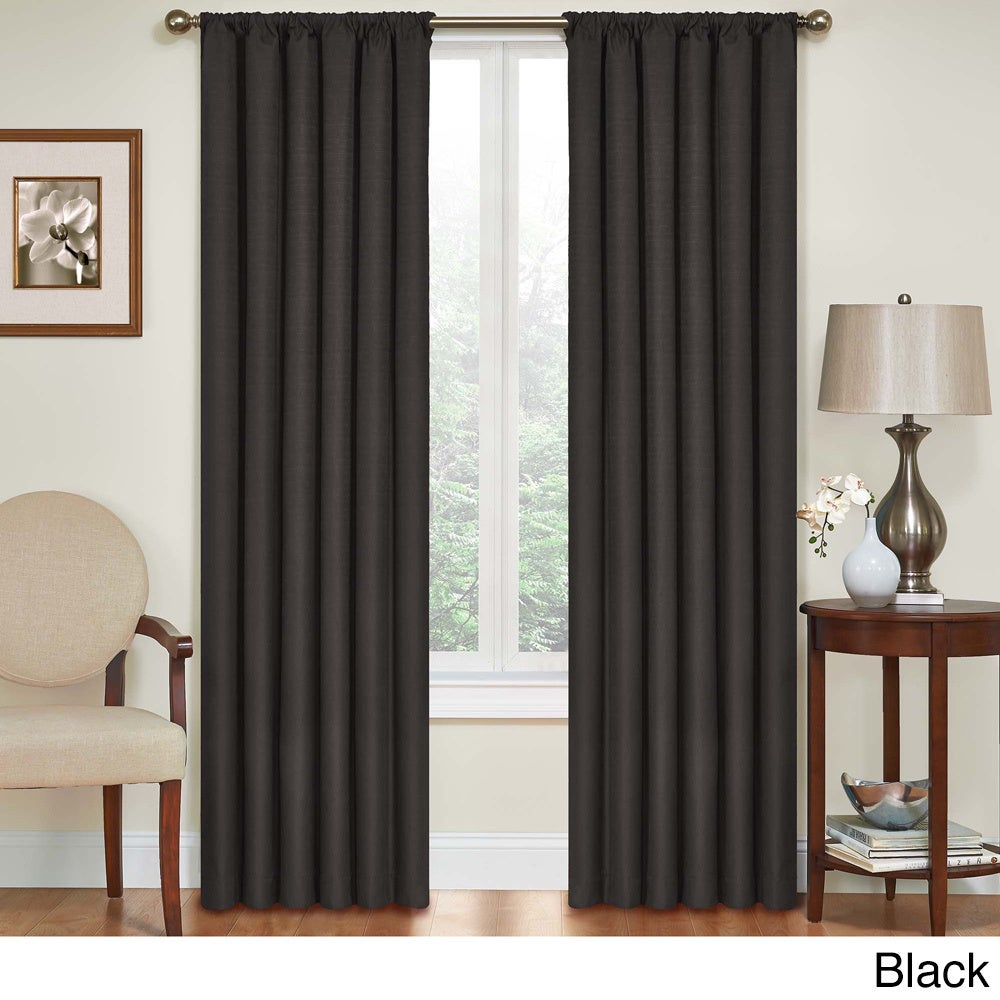 Details About Eclipse Kendall Blackout Window Curtain Panel With Regard To Eclipse Kendall Blackout Window Curtain Panels (View 9 of 20)