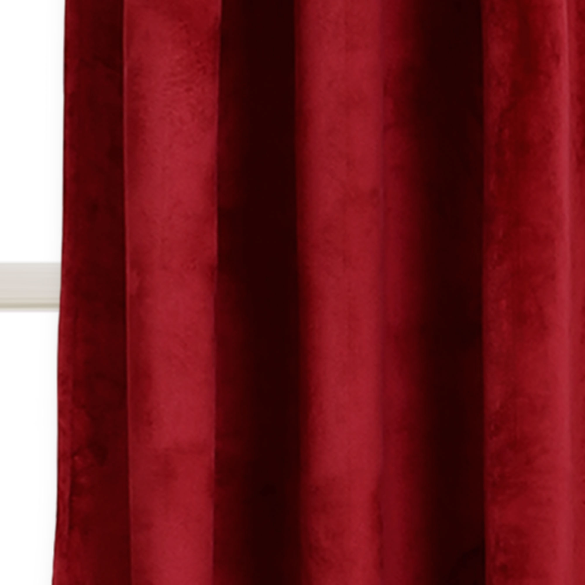 Details About Prima Velvet Solid Room Darkening Window Curtain Plum Set 38x84 Pertaining To Velvet Solid Room Darkening Window Curtain Panel Sets (View 18 of 30)