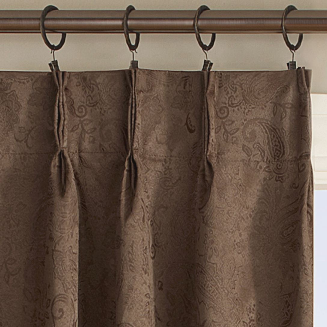 Diy Pinch Pleat Drapes – Goods4Good (View 7 of 36)