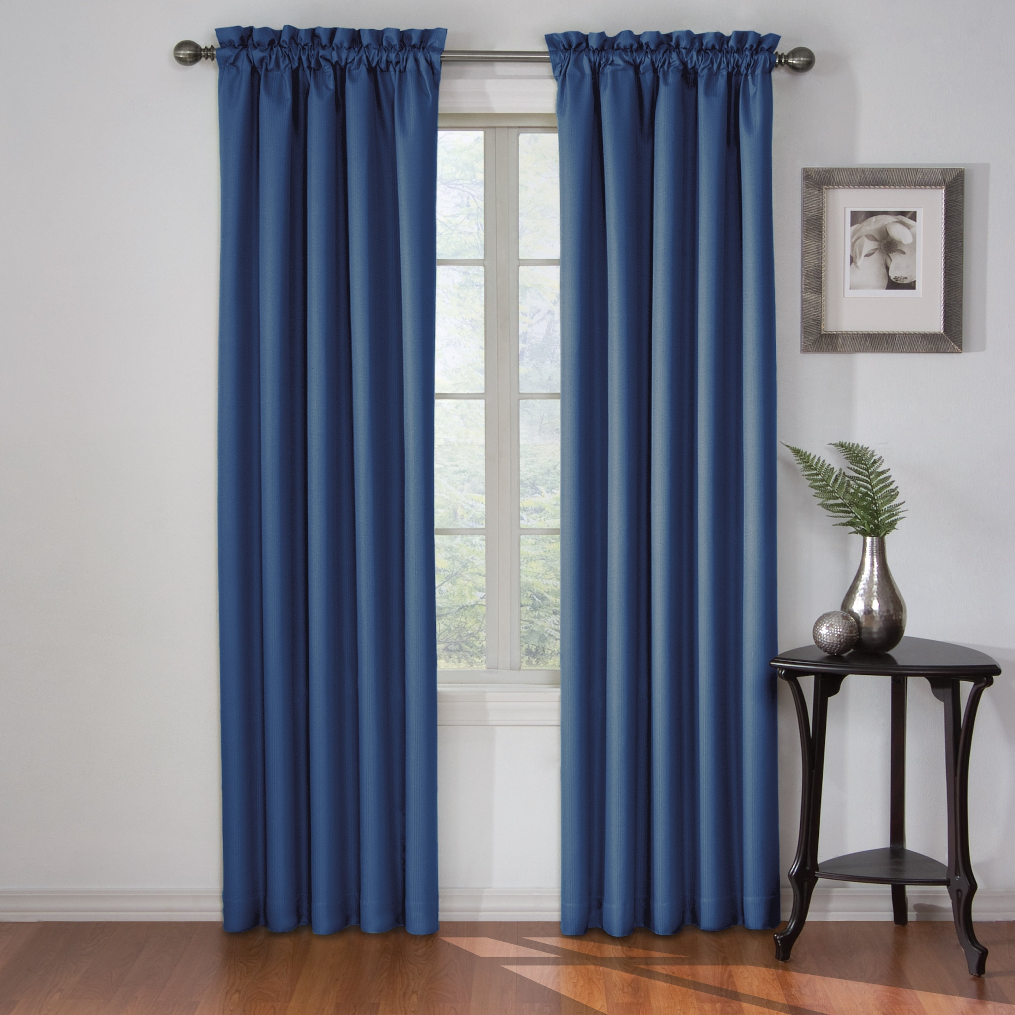 Featured Photo of Eclipse Corinne Thermaback Curtain Panels