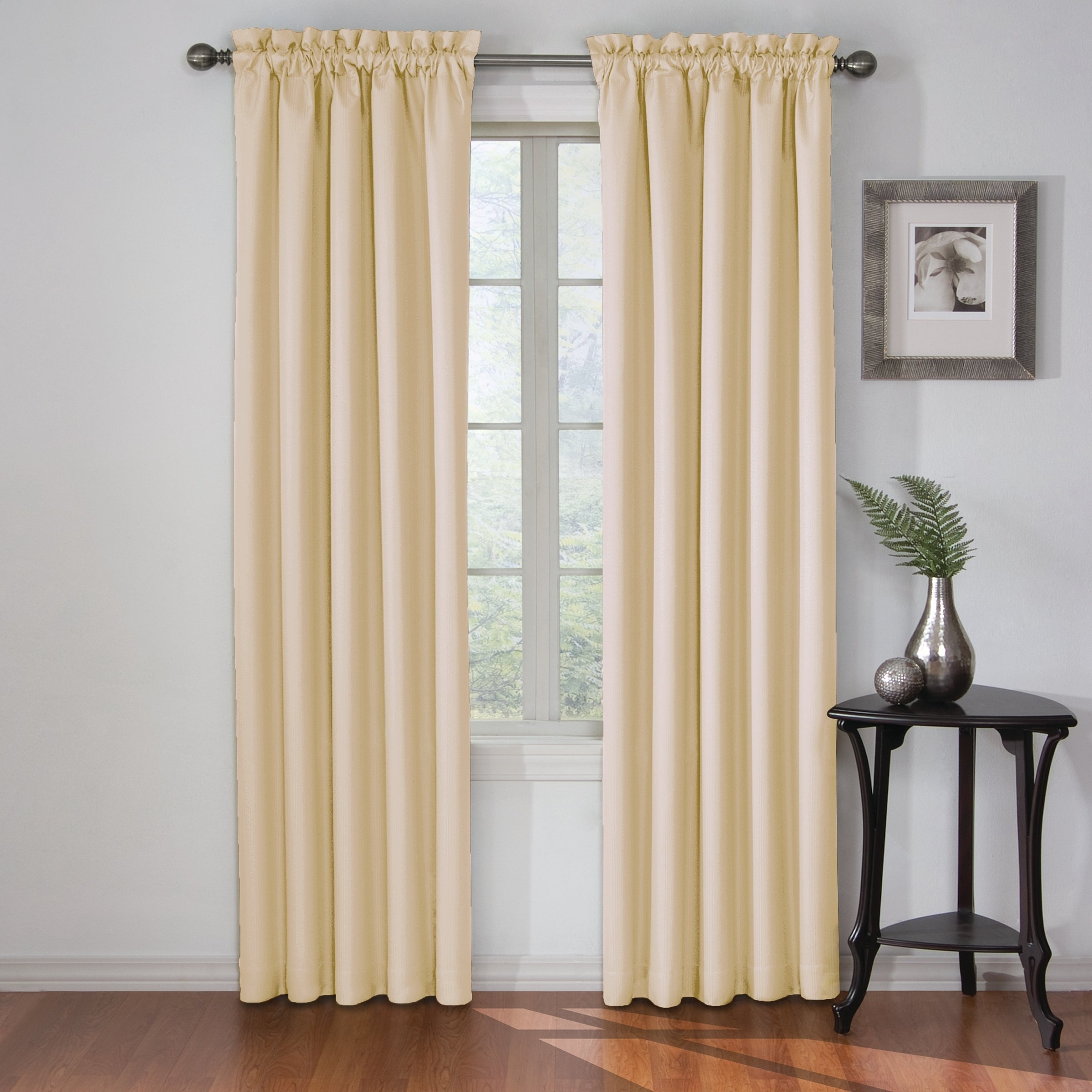 Eclipse Corinne Thermaback Curtain Panel With Regard To Eclipse Corinne Thermaback Curtain Panels (View 6 of 20)