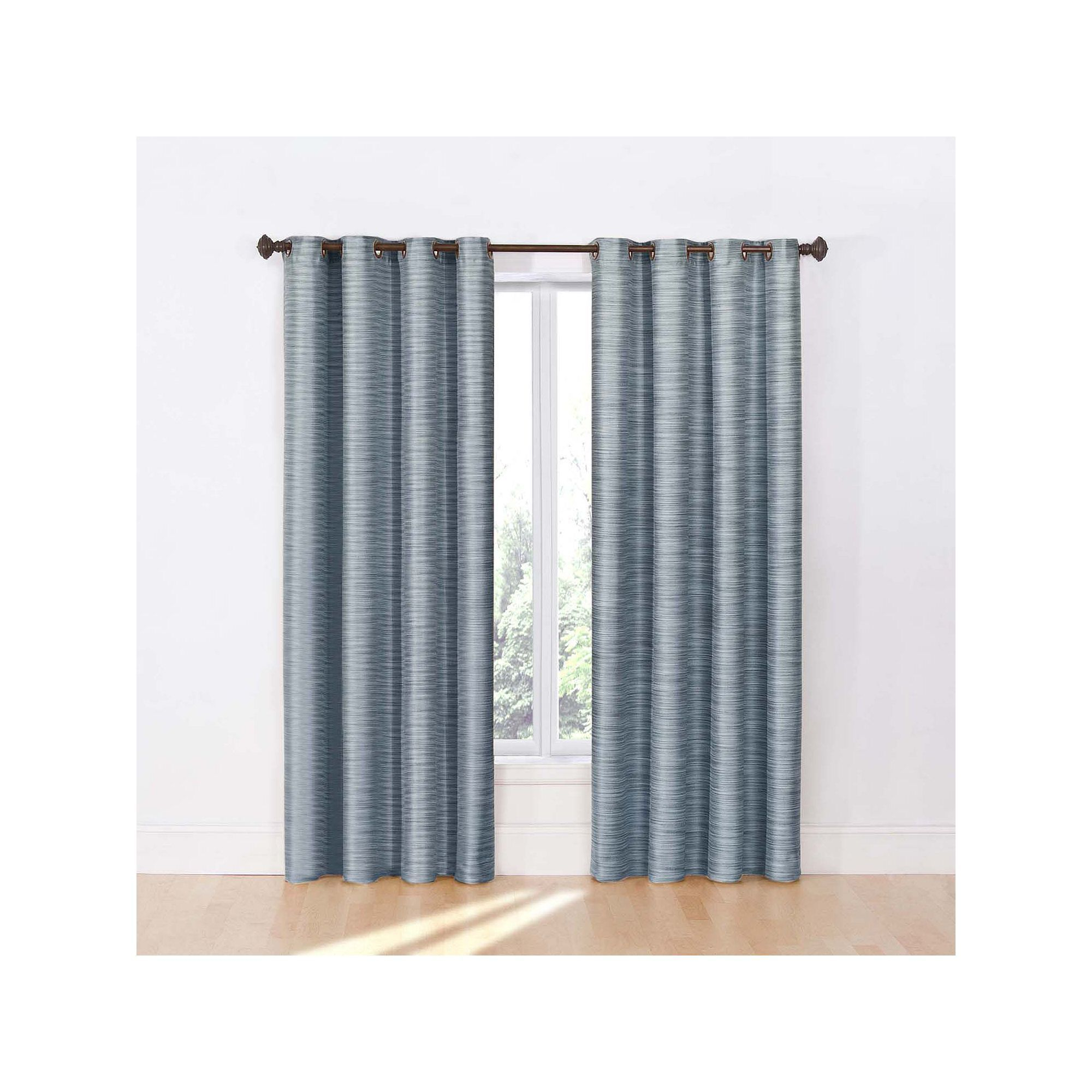 Eclipse Curtains Thermalayer Regarding Eclipse Caprese Thermalayer Blackout Window Curtains (View 18 of 20)