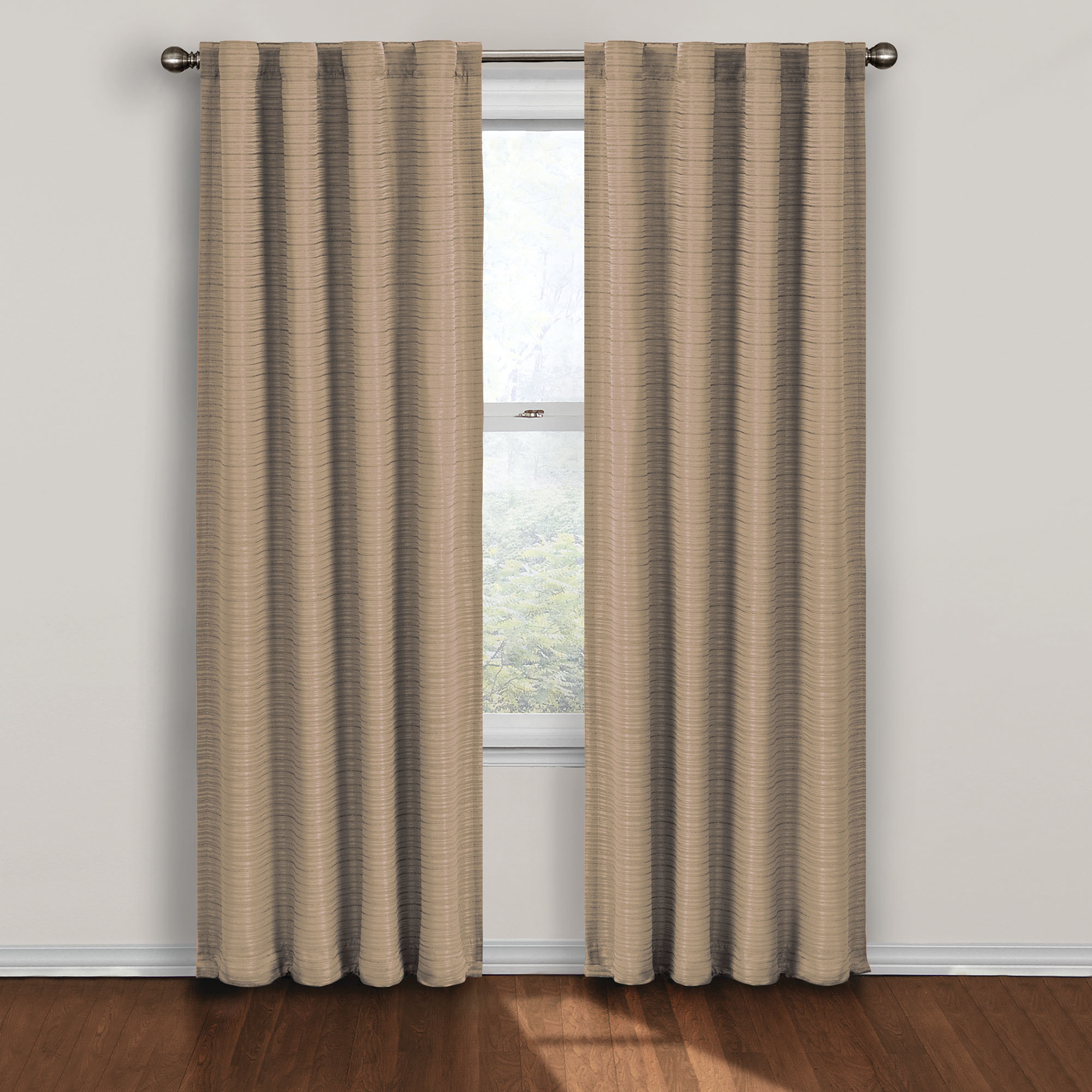 Eclipse Fresno Blackout Curtains Throughout Thermaback Blackout Window Curtains (View 21 of 30)