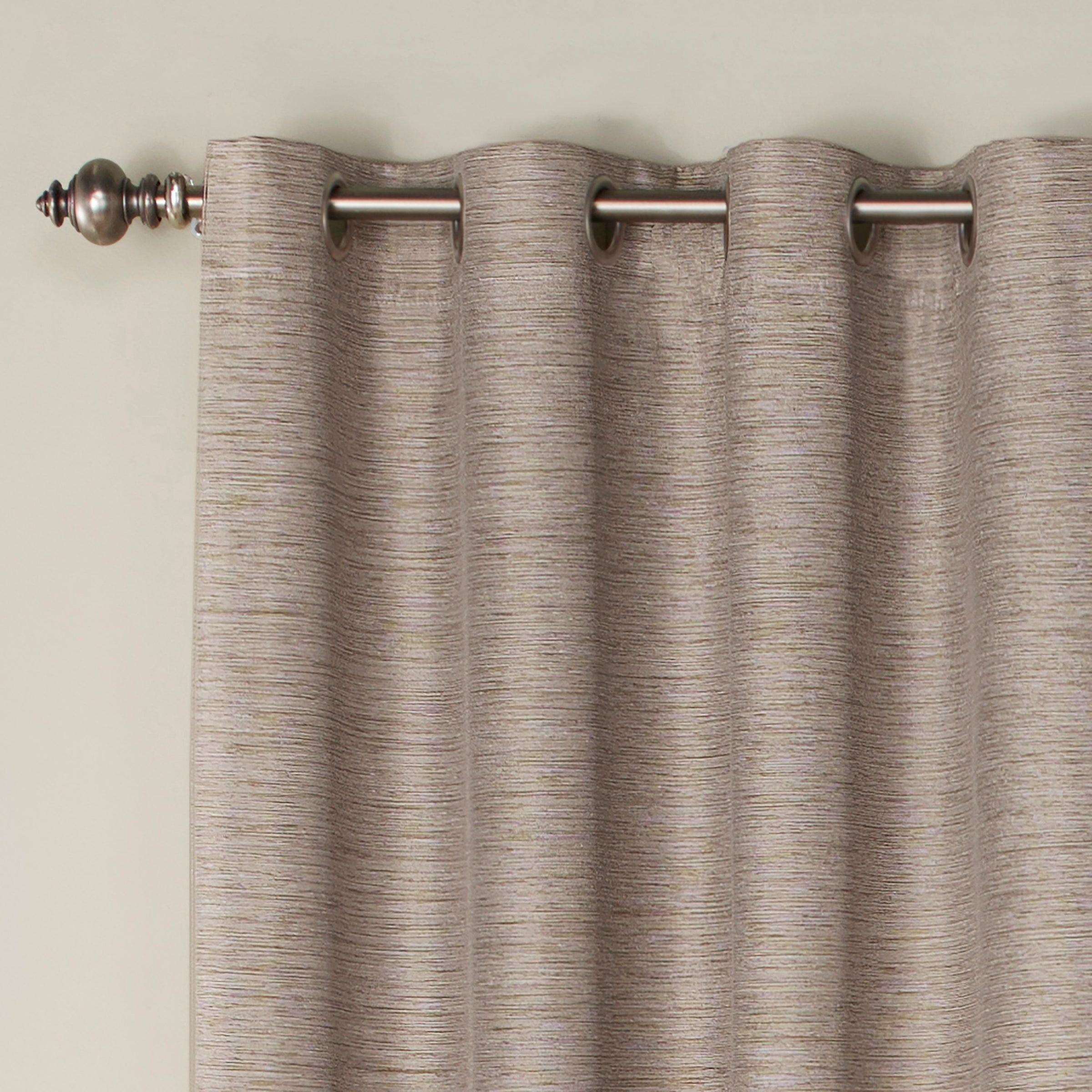 Eclipse Newport Blackout Curtain Panel – 52x95 Pertaining To Eclipse Newport Blackout Curtain Panels (View 7 of 20)
