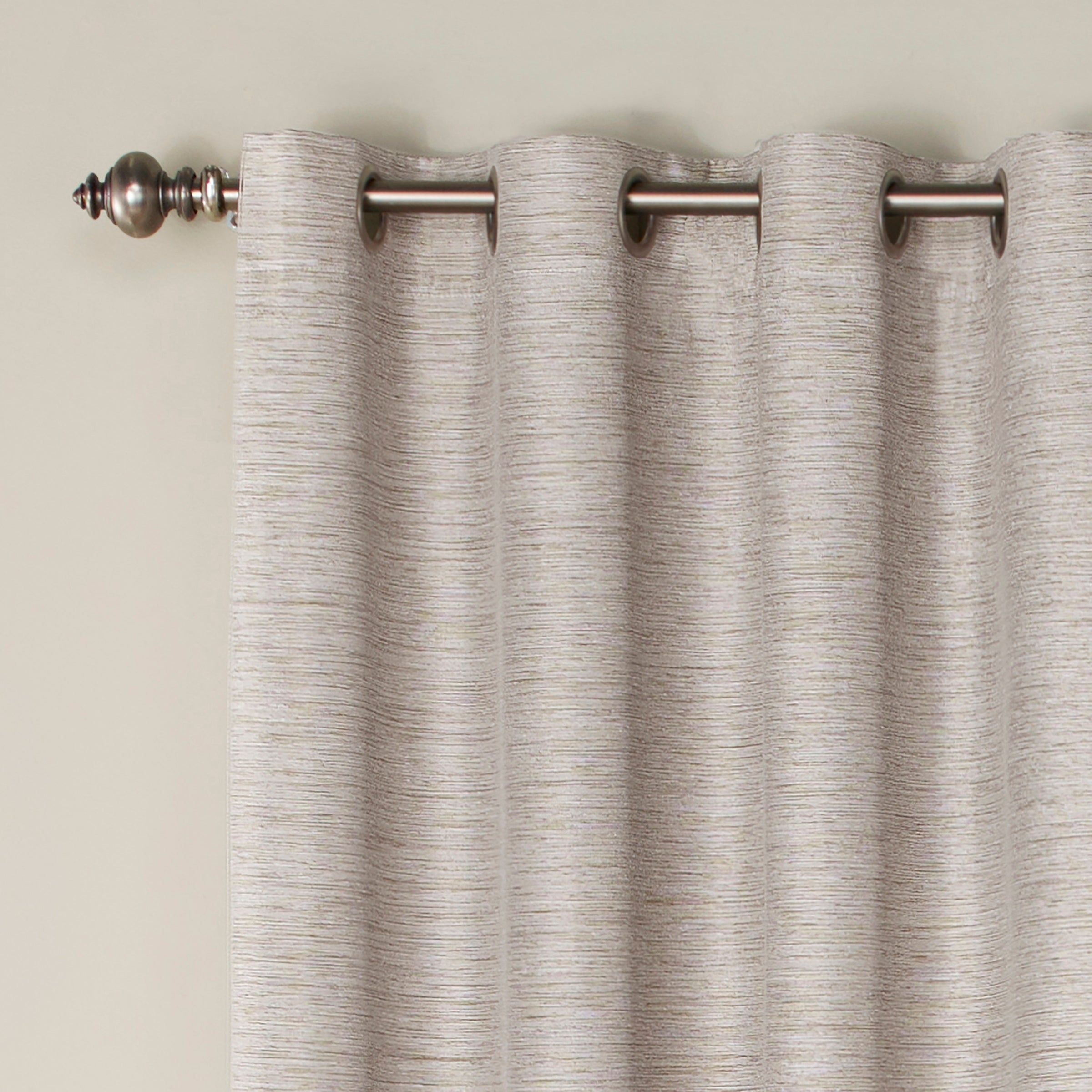 Eclipse Newport Blackout Curtain Panel – 52x95 Regarding Eclipse Newport Blackout Curtain Panels (View 2 of 20)