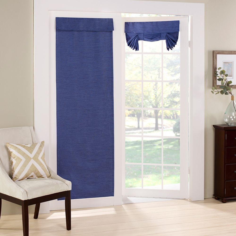 Eclipse Newport Blackout French Door Panel | Products | Door Within Eclipse Newport Blackout Curtain Panels (View 12 of 20)