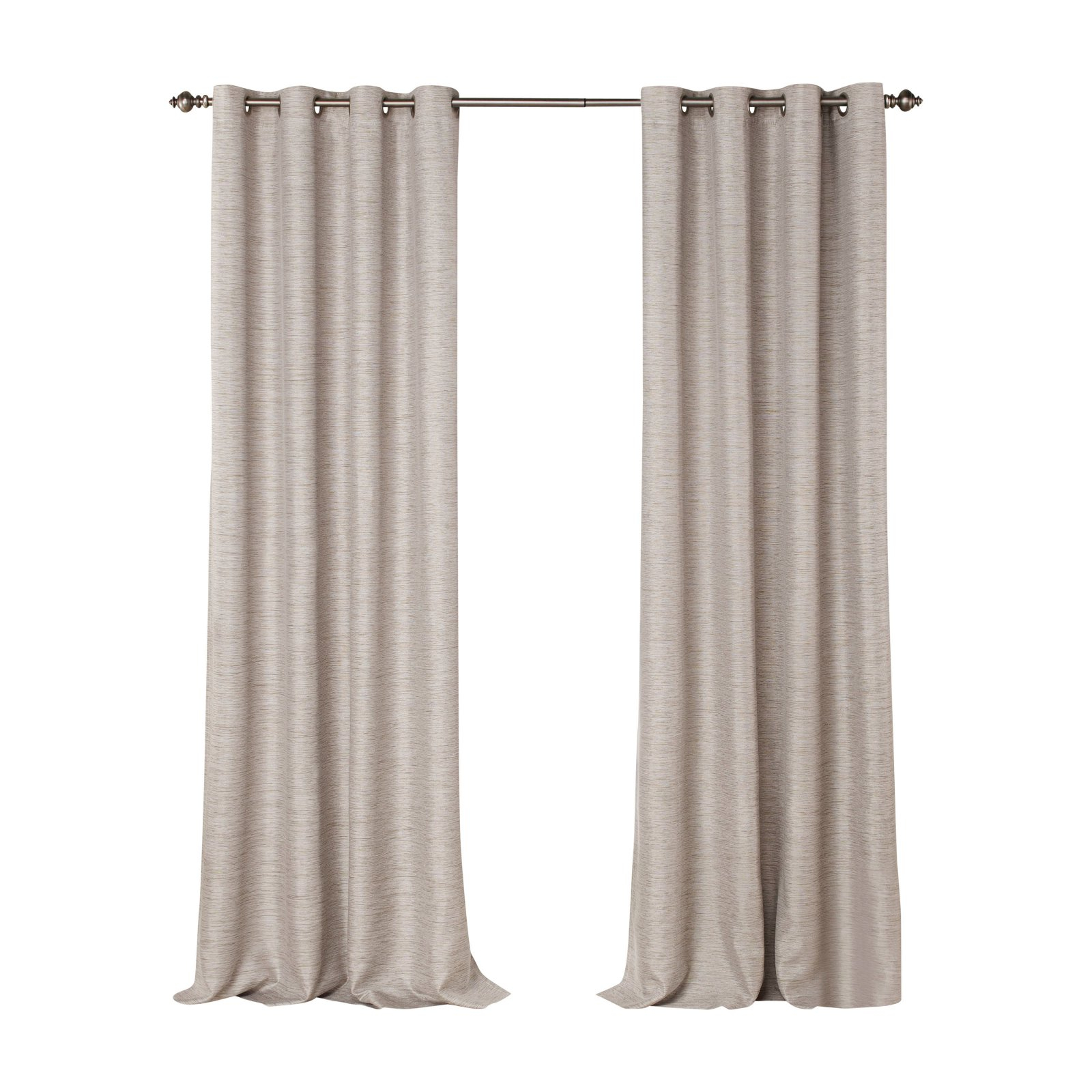 Eclipse Newport Thermalayer Blackout Window Panel – Walmart Inside Eclipse Newport Blackout Curtain Panels (View 9 of 20)