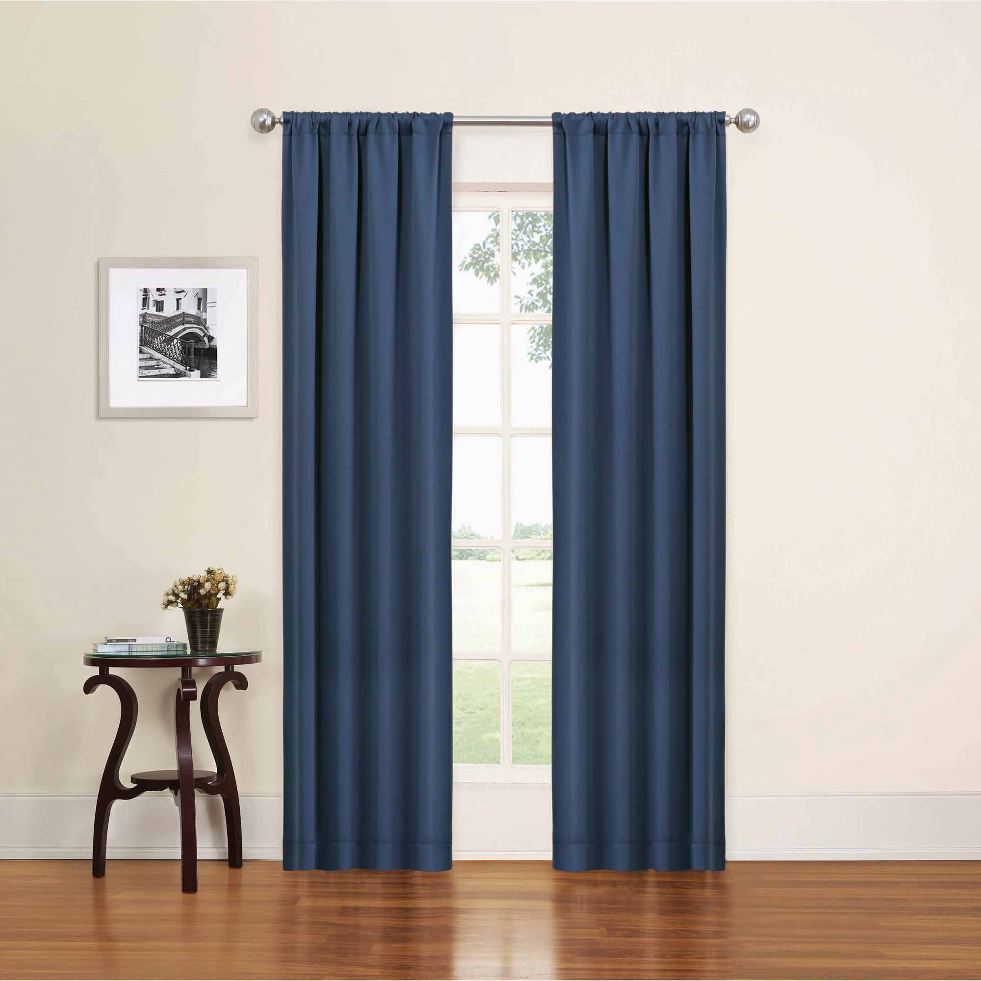 Eclipse Phoenix Blackout Window Curtain Panel Pair Throughout Room Darkening Window Curtain Panel Pairs (View 9 of 20)