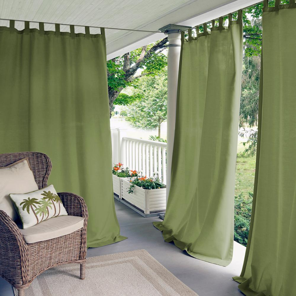 Featured Photo of Matine Indoor/outdoor Curtain Panels