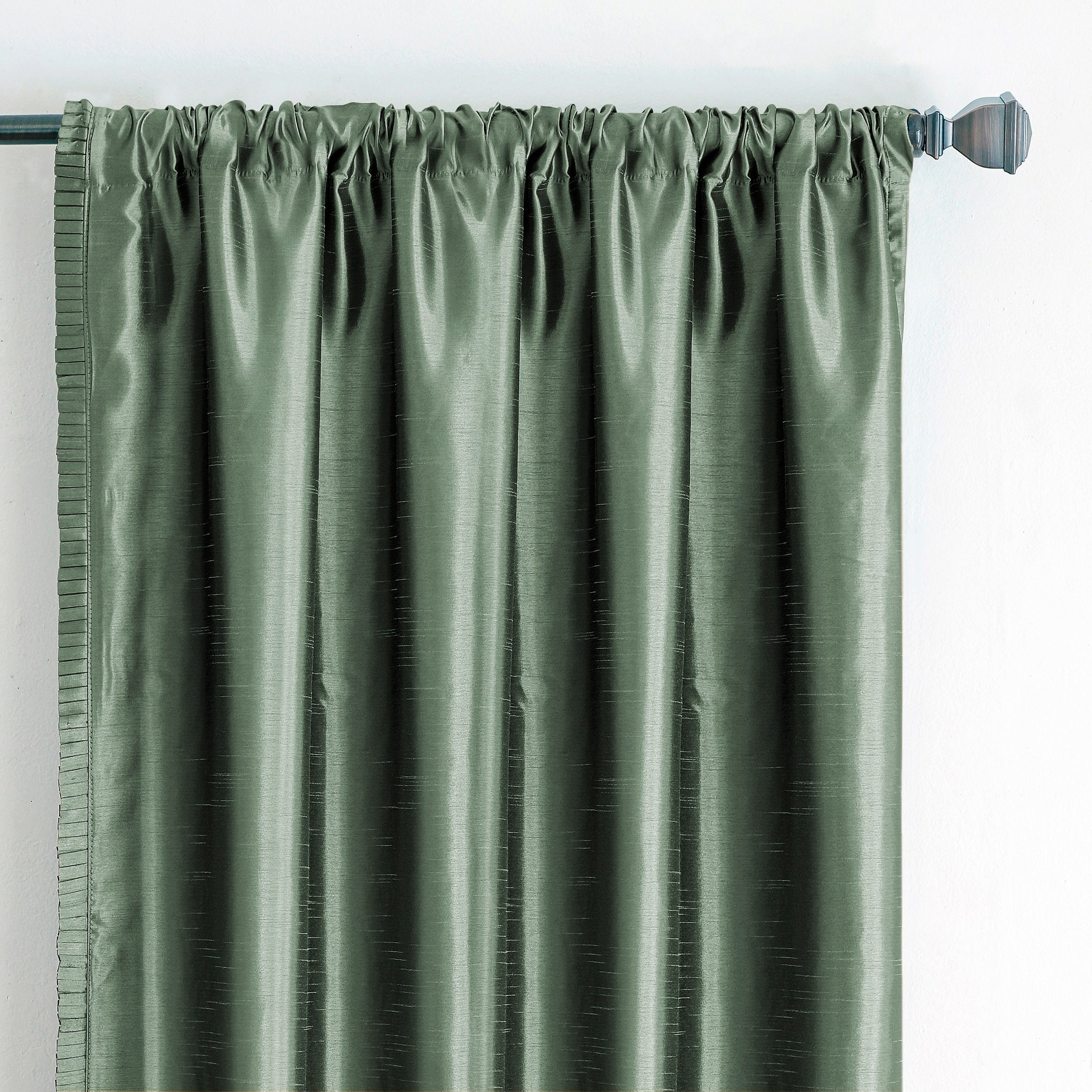 Elrene Versailles Pleated Blackout Curtain Panel In Elrene Versailles Pleated Blackout Curtain Panels (View 5 of 20)