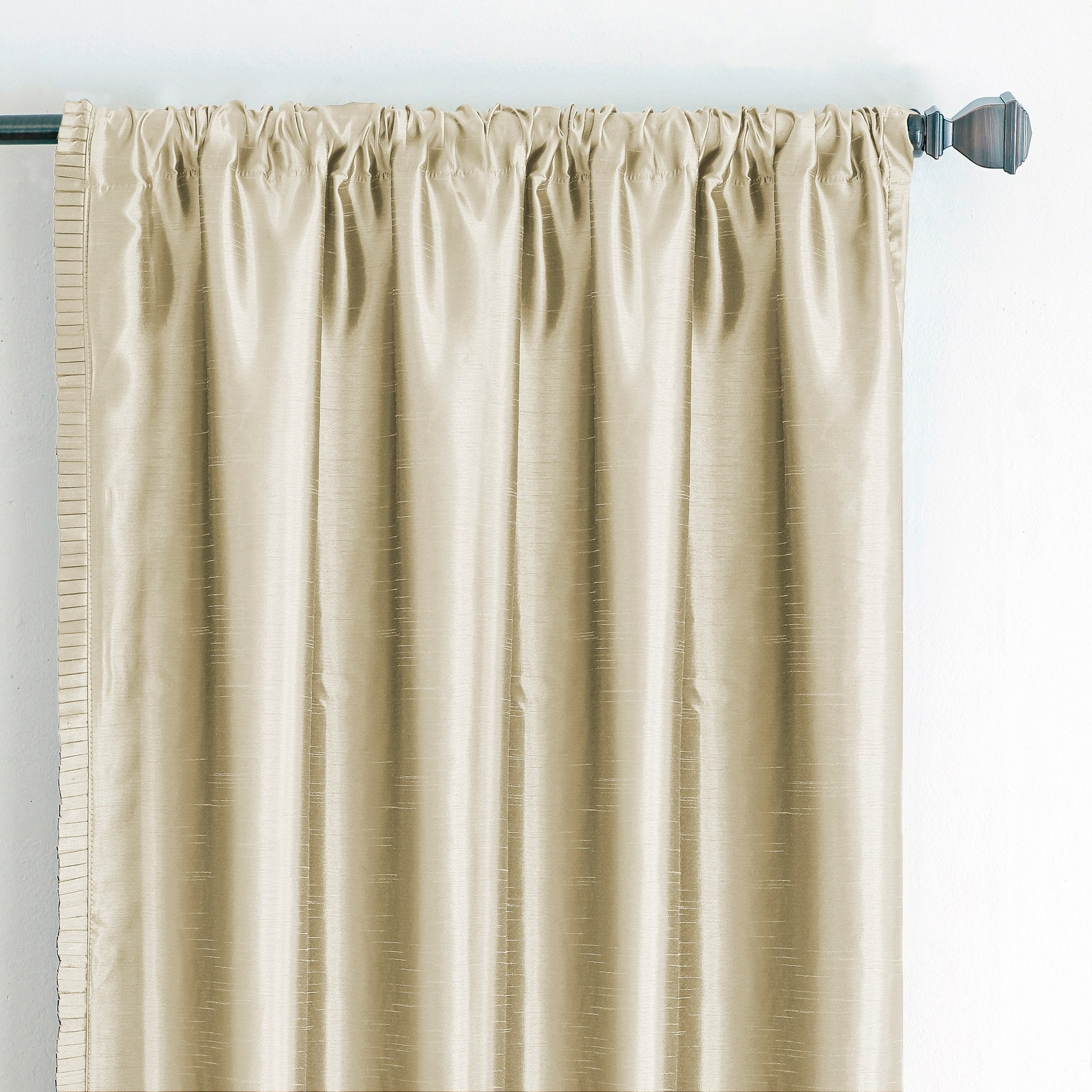 Elrene Versailles Pleated Blackout Curtain Panel Regarding Elrene Versailles Pleated Blackout Curtain Panels (View 4 of 20)