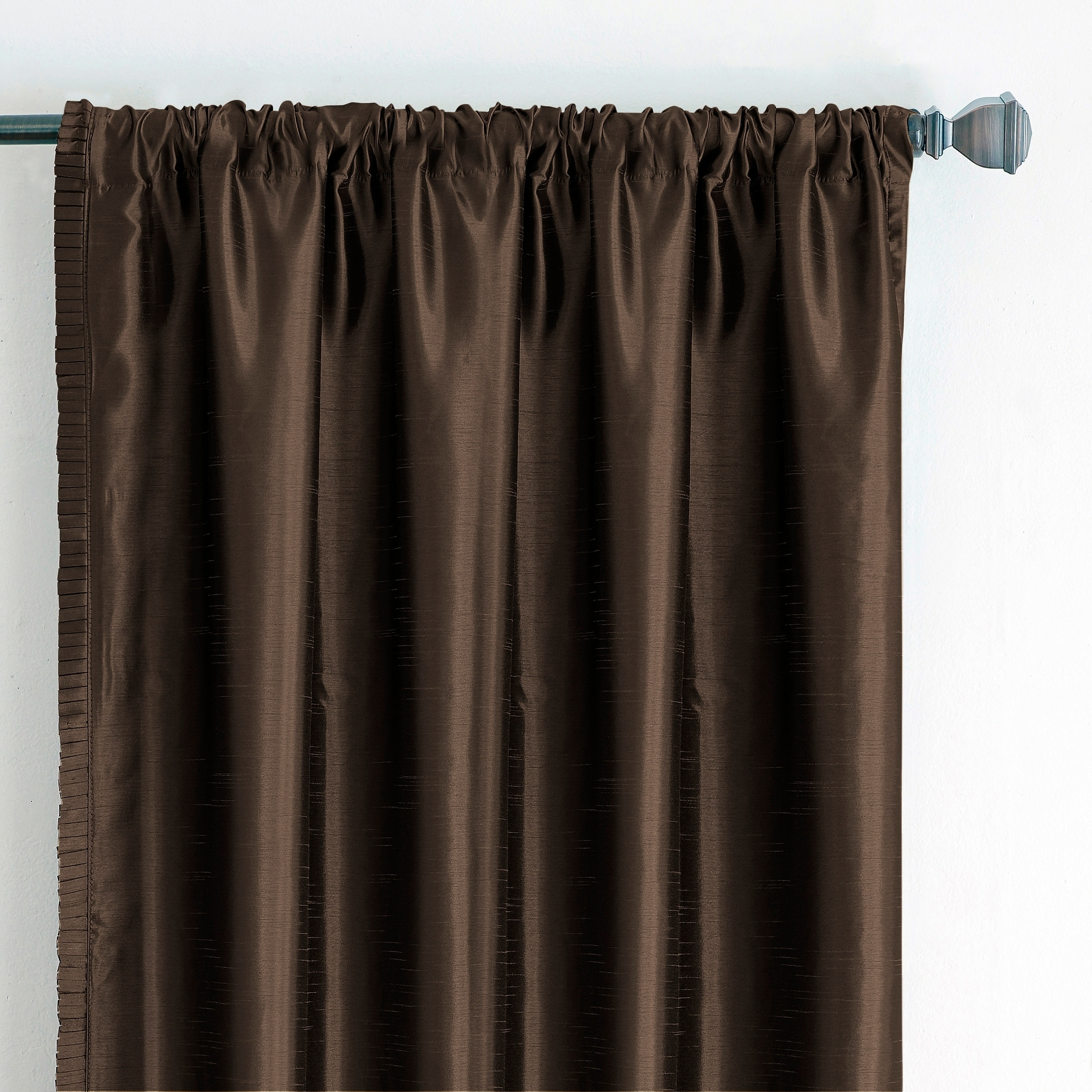 Elrene Versailles Pleated Blackout Curtain Panel With Elrene Versailles Pleated Blackout Curtain Panels (View 11 of 20)