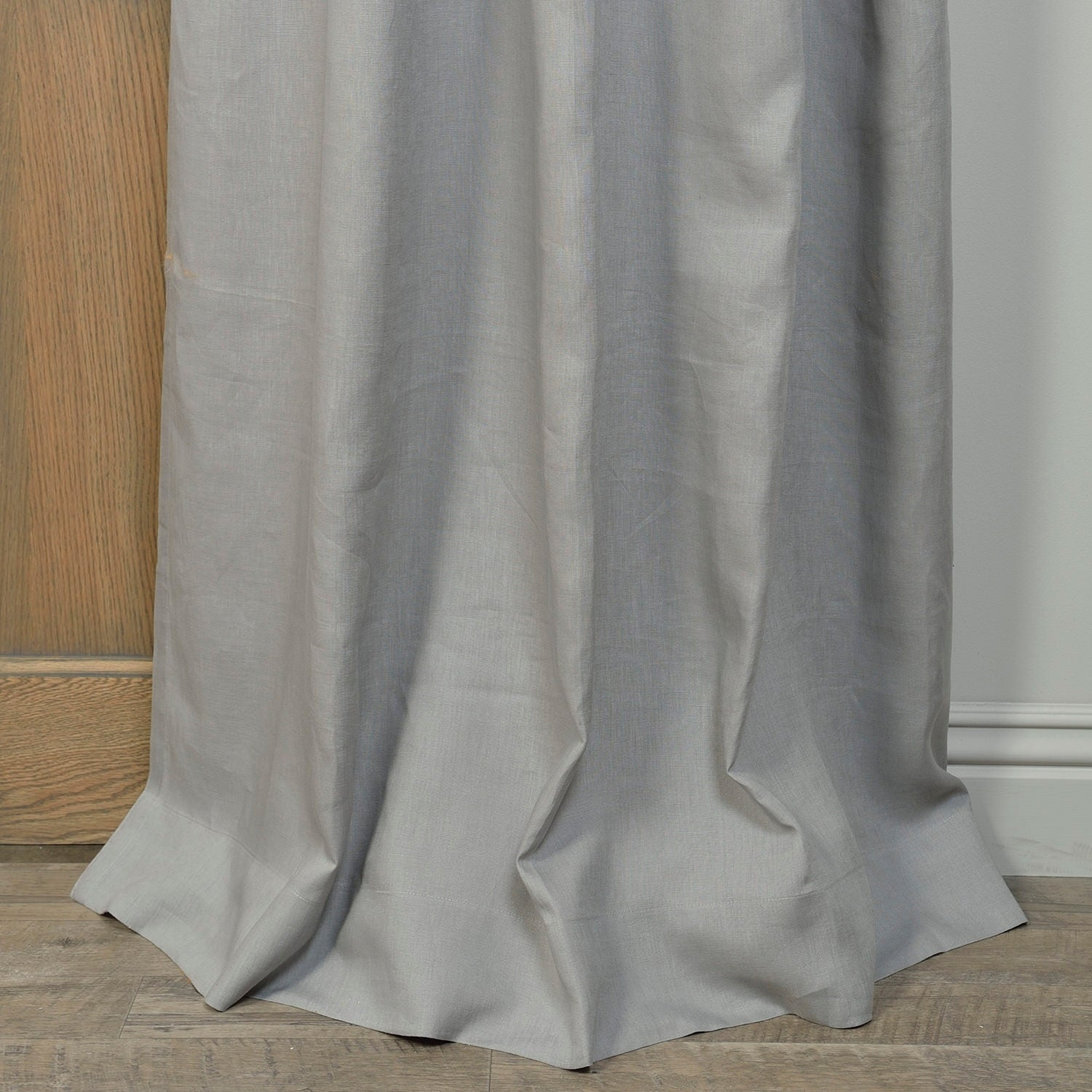 Exclusive Fabrics Signature French Linen Curtain Panel For Signature French Linen Curtain Panels (View 10 of 30)