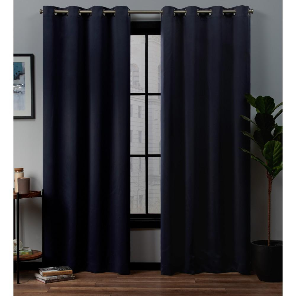 Exclusive Home Curtains Academy 52 In. W X 96 In (View 9 of 20)