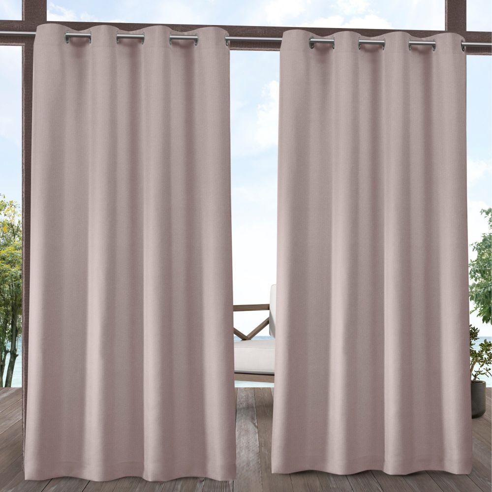 Exclusive Home Curtains Biscayne 54 In. W X 84 In (View 6 of 20)