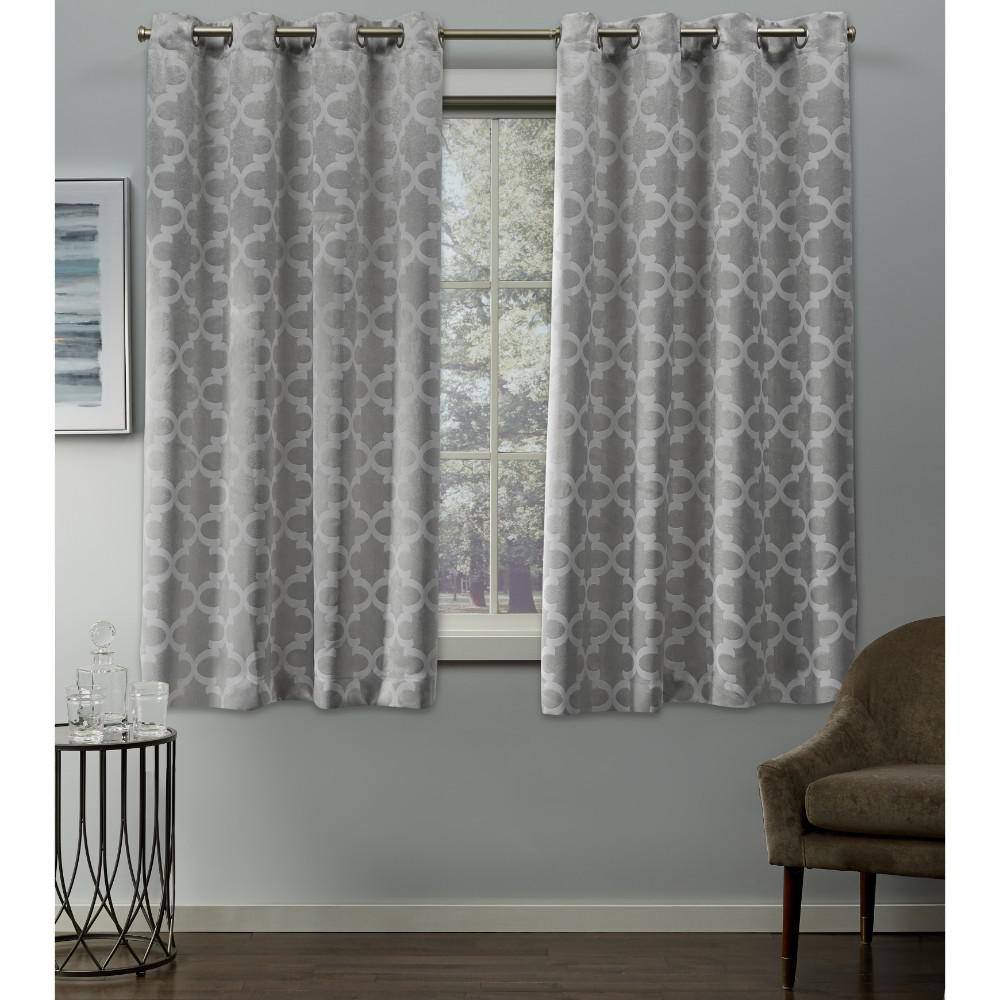 Exclusive Home Curtains Cartago 54 In. W X 63 In (View 17 of 20)