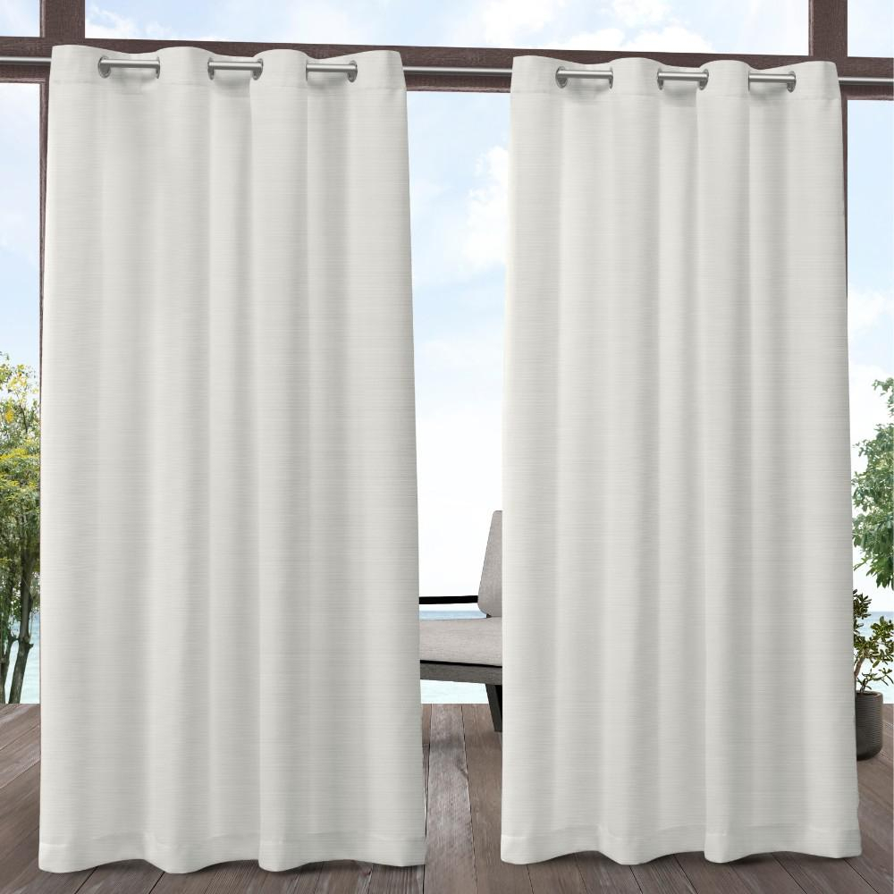 Exclusive Home Curtains Delano 54 In. W X 84 In (View 2 of 20)