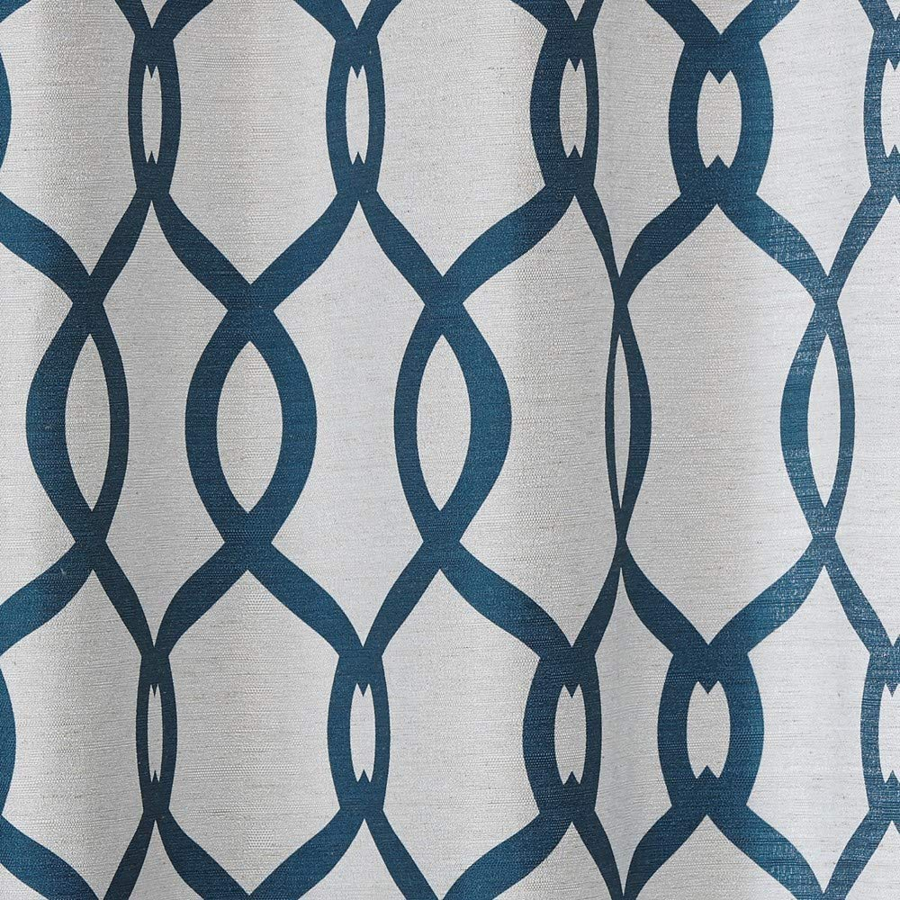 Exclusive Home Curtains Eh7909 02 2 X84g Kochi Linen Blend Grommet Top Curtain Panel Pair Teal 54x84 2pcs Inside Kochi Linen Blend Window Grommet Top Curtain Panel Pairs (View 8 of 20)