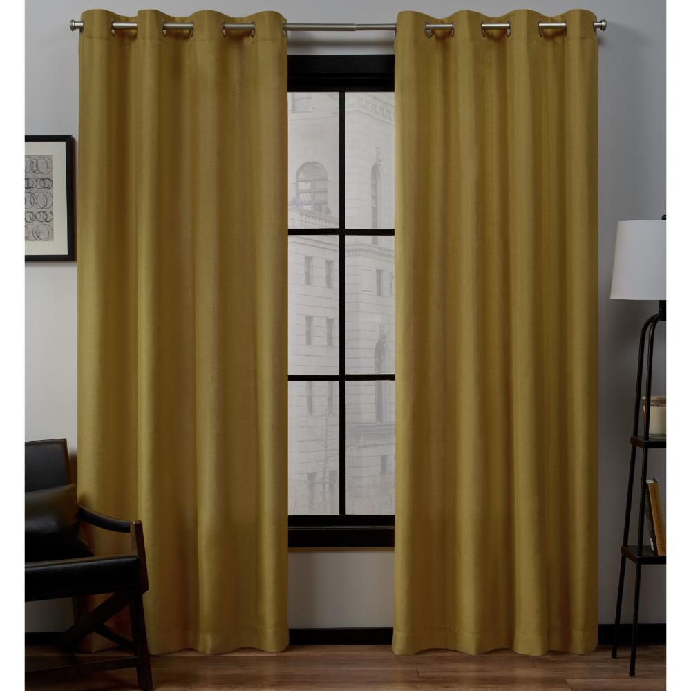 Exclusive Home Curtains Loha 54 In. W X 84 In (View 14 of 30)