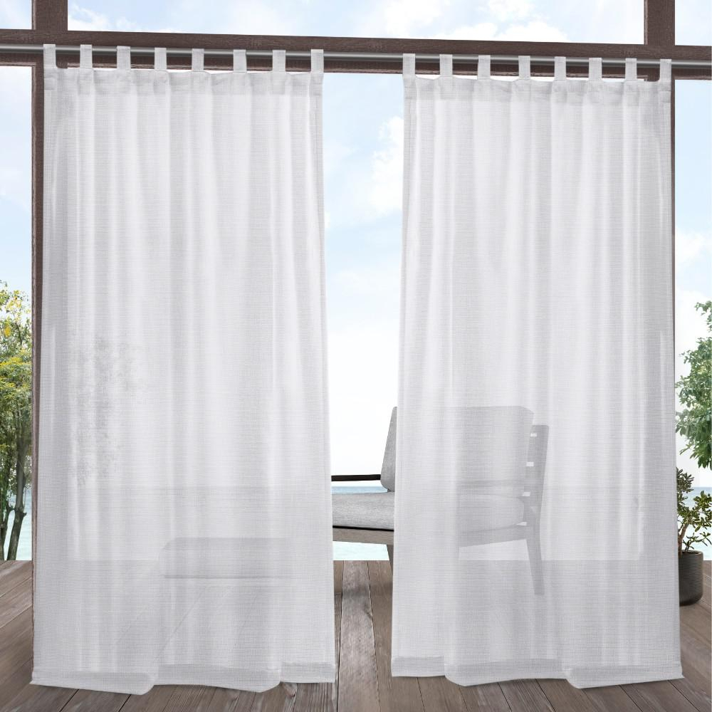 Exclusive Home Curtains Miami 54 In. W X 108 In (View 17 of 30)