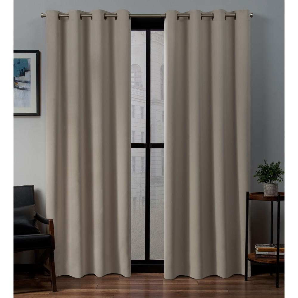 Exclusive Home Curtains Sateen 52 In. W X 108 In (View 5 of 20)