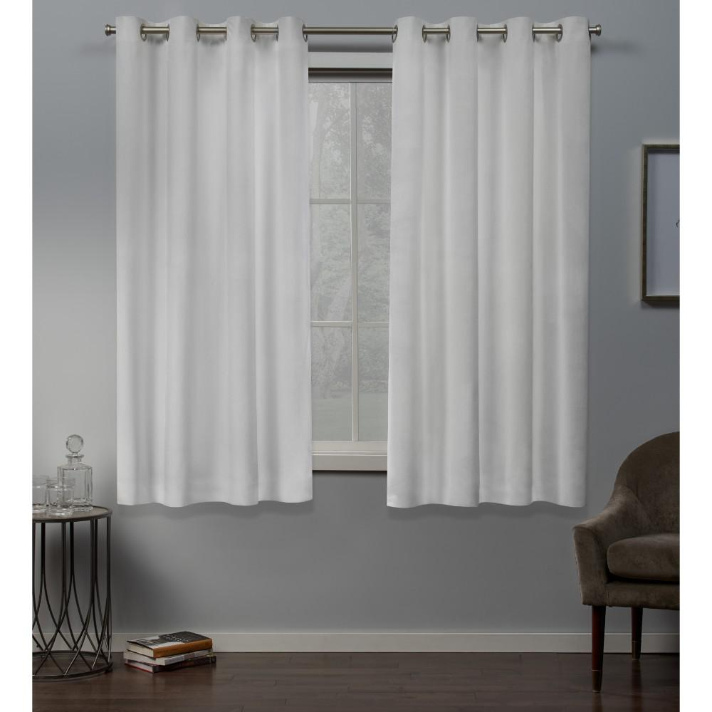 Exclusive Home Curtains Velvet 54 In. W X 63 In (View 5 of 30)