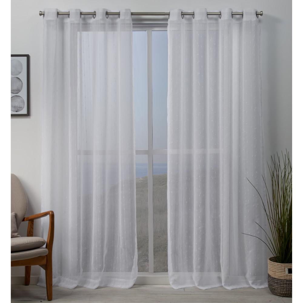 Exclusive Home Curtains Whitaker 54 In. W X 96 In (View 3 of 20)