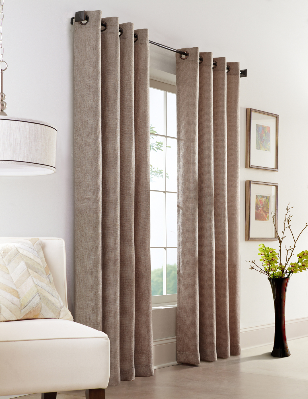 Featured Photo of Grommet Curtain Panels
