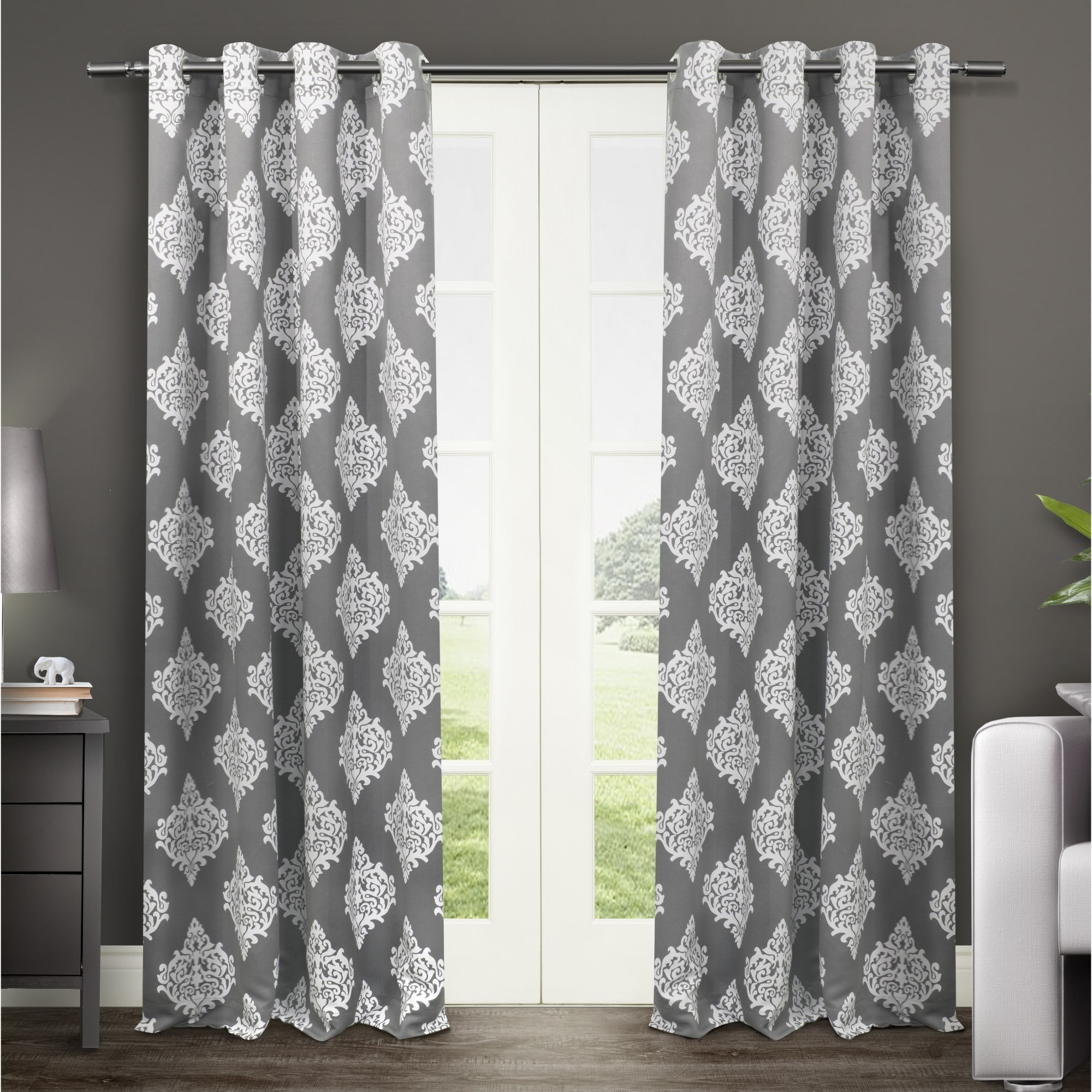Featured Photo of Gracewood Hollow Tucakovic Energy Efficient Fabric Blackout Curtains