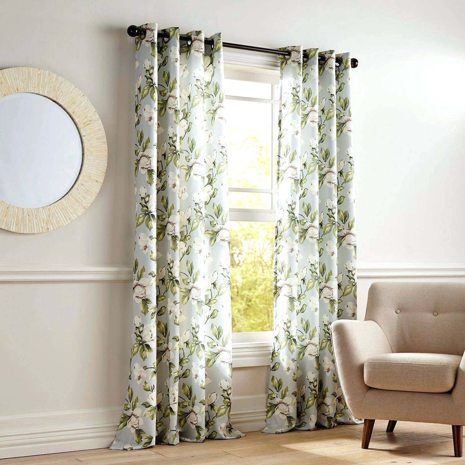 Gray Curtains Gray Velvet Curtains Amazon Gray Curtains With In Tulle Sheer With Attached Valance And Blackout 4 Piece Curtain Panel Pairs (View 16 of 30)