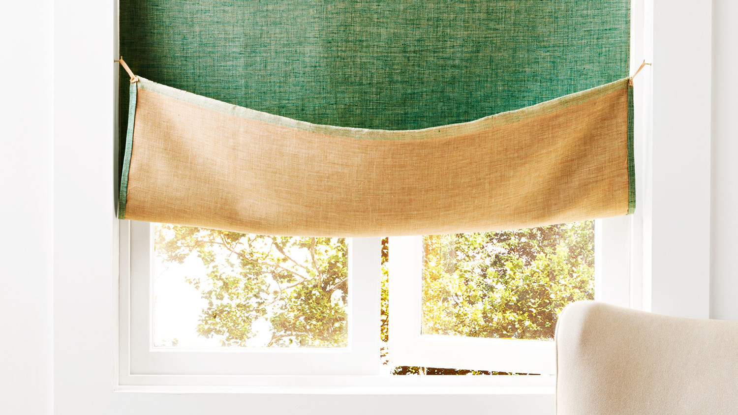 Great Deal On Lush Decor Nantucket Yarn Dyed Cotton Tassel Within Ombre Stripe Yarn Dyed Cotton Window Curtain Panel Pairs (View 12 of 20)