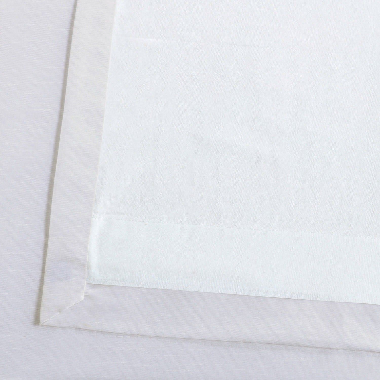 Ice White Vintage Faux Textured Dupioni Silk 108L Curtain Panel With Regard To Ice White Vintage Faux Textured Silk Curtain Panels (View 20 of 20)