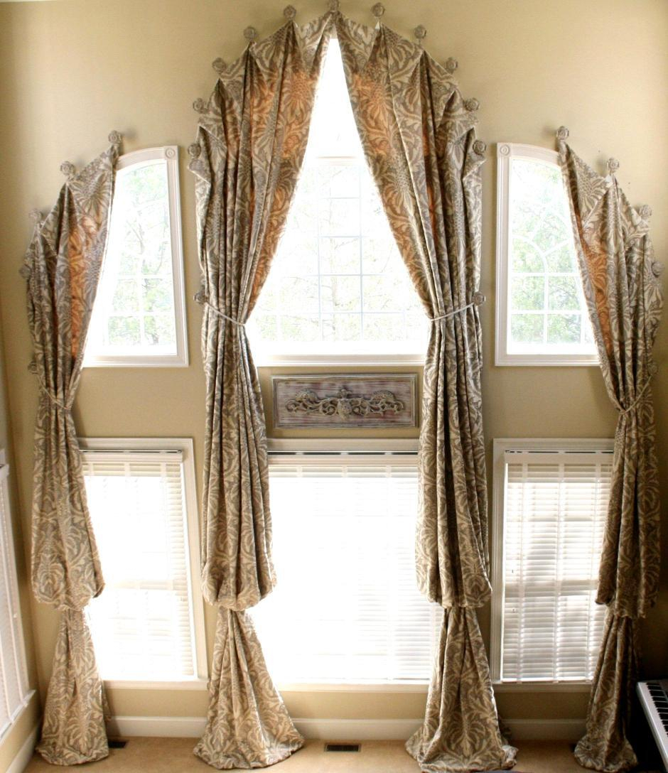 Ideal 54 Inch Length Curtains – Krakendesign.club within Ultimate Blackout Short Length Grommet Panels (Image 13 of 30)