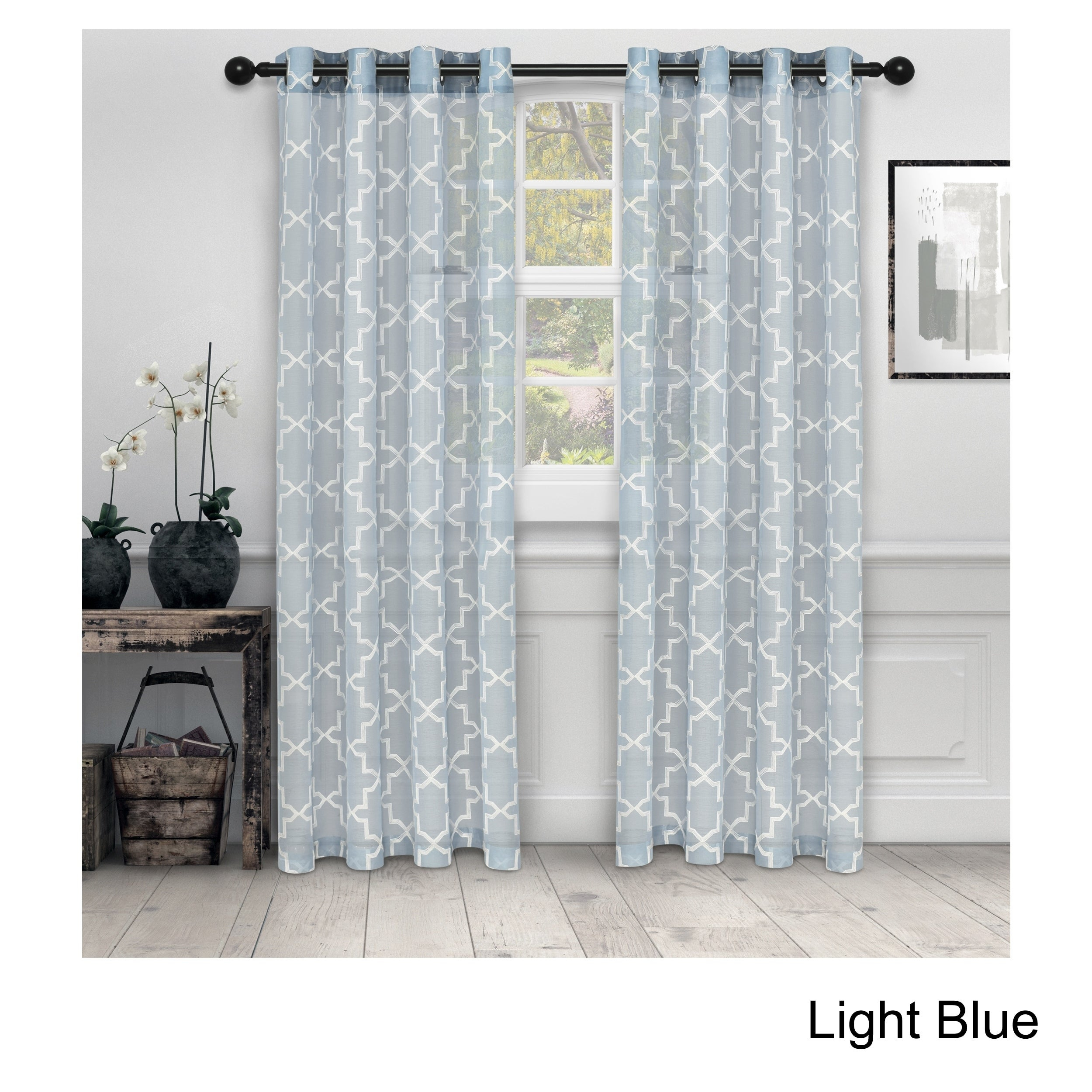 Ideas: Sensational Grommet Curtain Panels With Inspiring Inside Superior Leaves Insulated Thermal Blackout Grommet Curtain Panel Pairs (View 21 of 30)