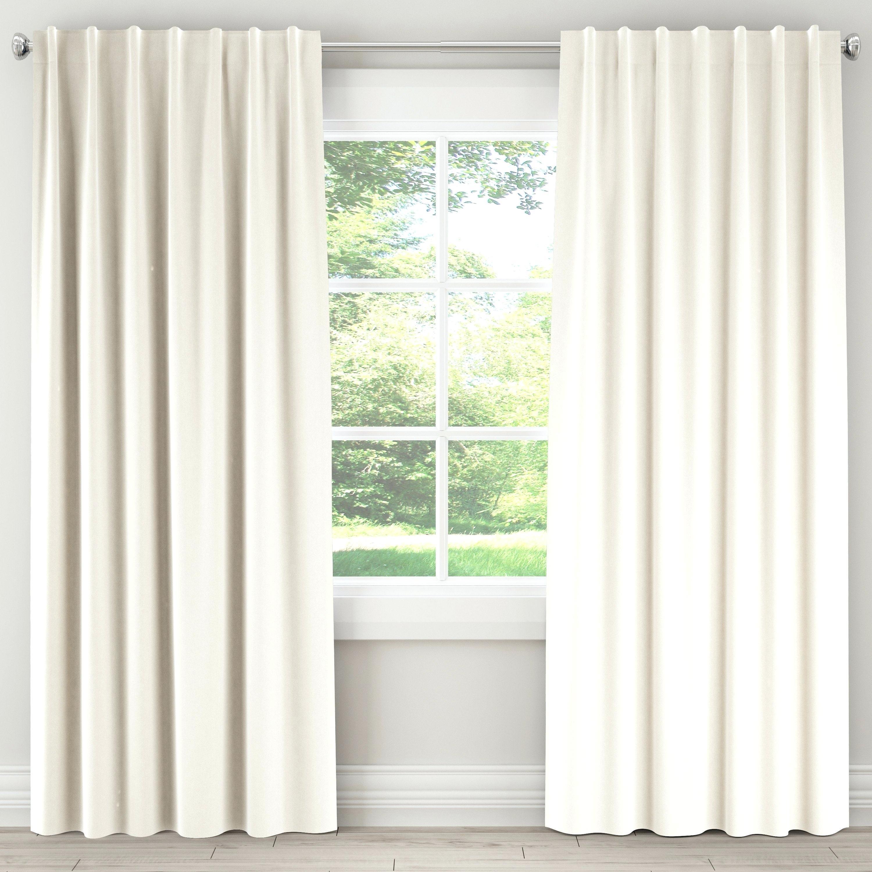 Ivory Velvet Curtains Cotton Luster Velvet Curtain Dusty Inside Signature Ivory Velvet Blackout Single Curtain Panels (View 19 of 34)
