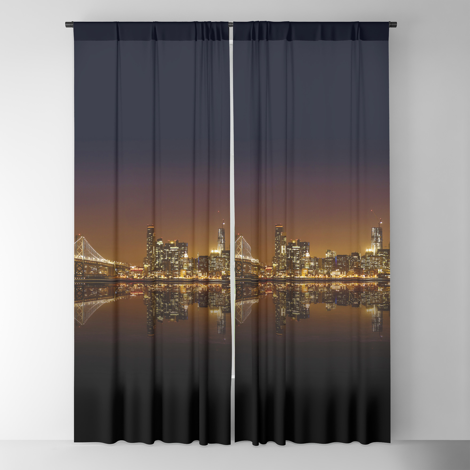 Keys To The City Blackout Curtainlmoloneyphoto For Keyes Blackout Single Curtain Panels (View 14 of 20)
