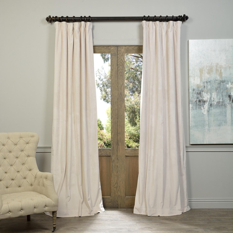 Light Blocking Curtains Short | Flisol Home throughout Ultimate Blackout Short Length Grommet Panels (Image 15 of 30)