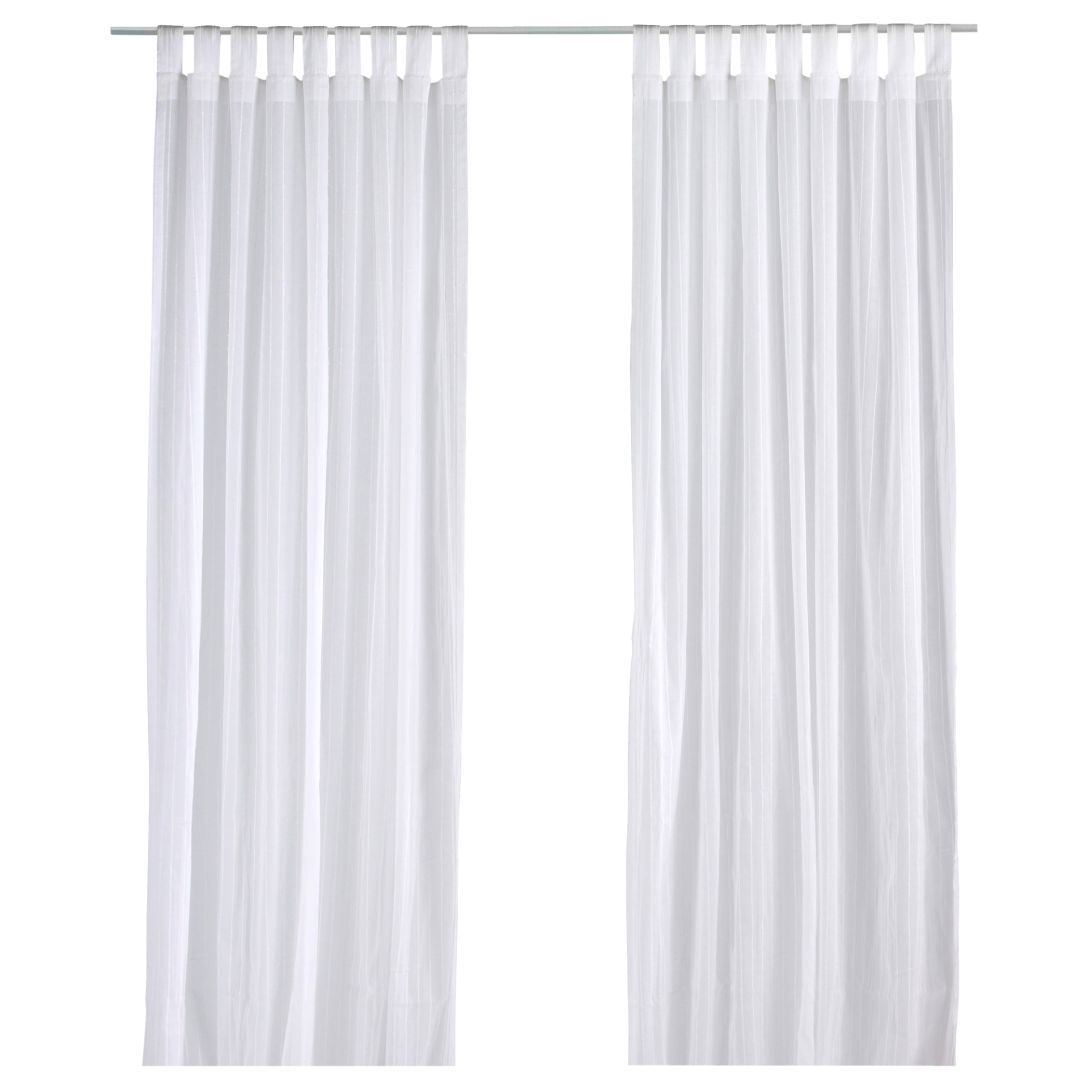 Lovable 96 Inch White Curtains – Auctionnation (View 17 of 30)