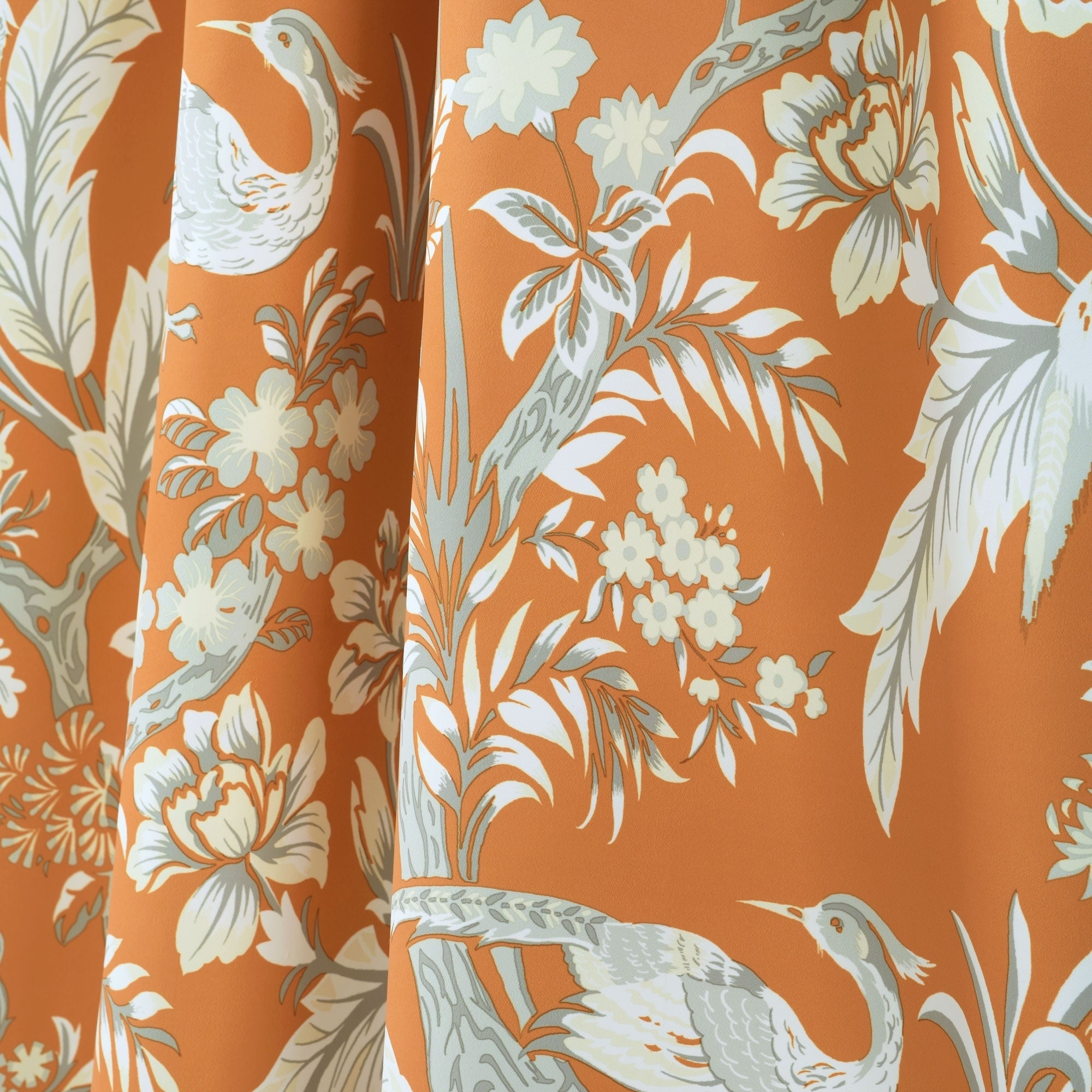Lush Decor Dolores Room Darkening Floral Curtain Panel Pair Pertaining To Dolores Room Darkening Floral Curtain Panel Pairs (View 10 of 20)