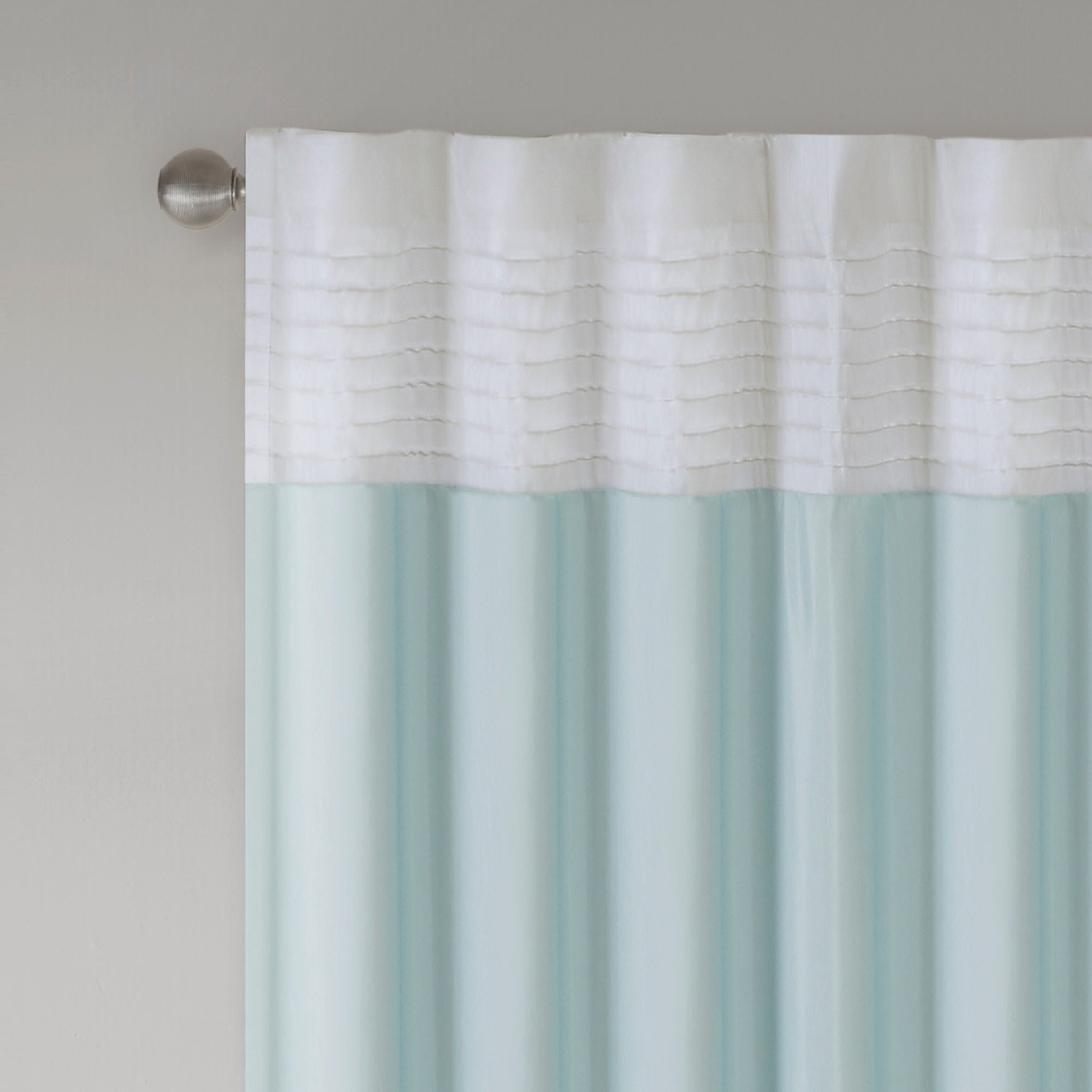Madison Park Chester Polyoni Pintuck Curtain Panel – 50 X 84 In Chester Polyoni Pintuck Curtain Panels (View 4 of 20)