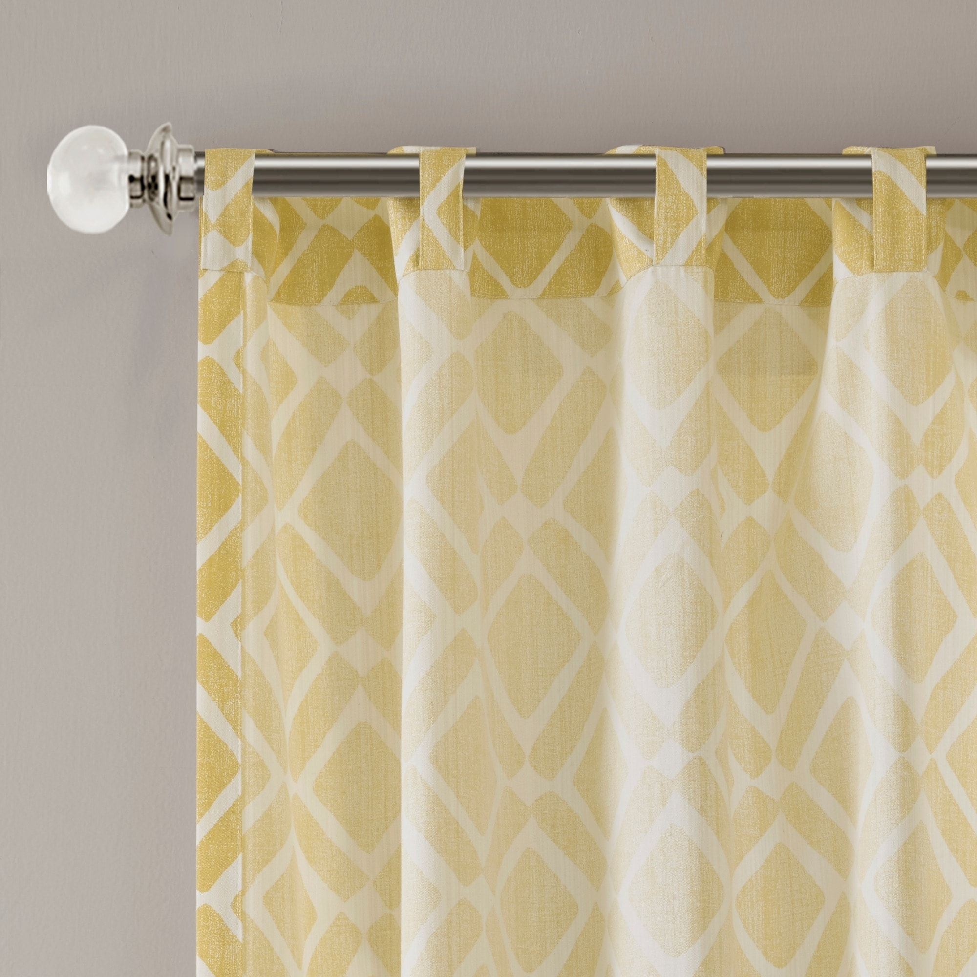 Madison Park Ella Window Curtain Panel (42 X 95 – 95 Inches Inside Ella Window Curtain Panels (View 6 of 20)