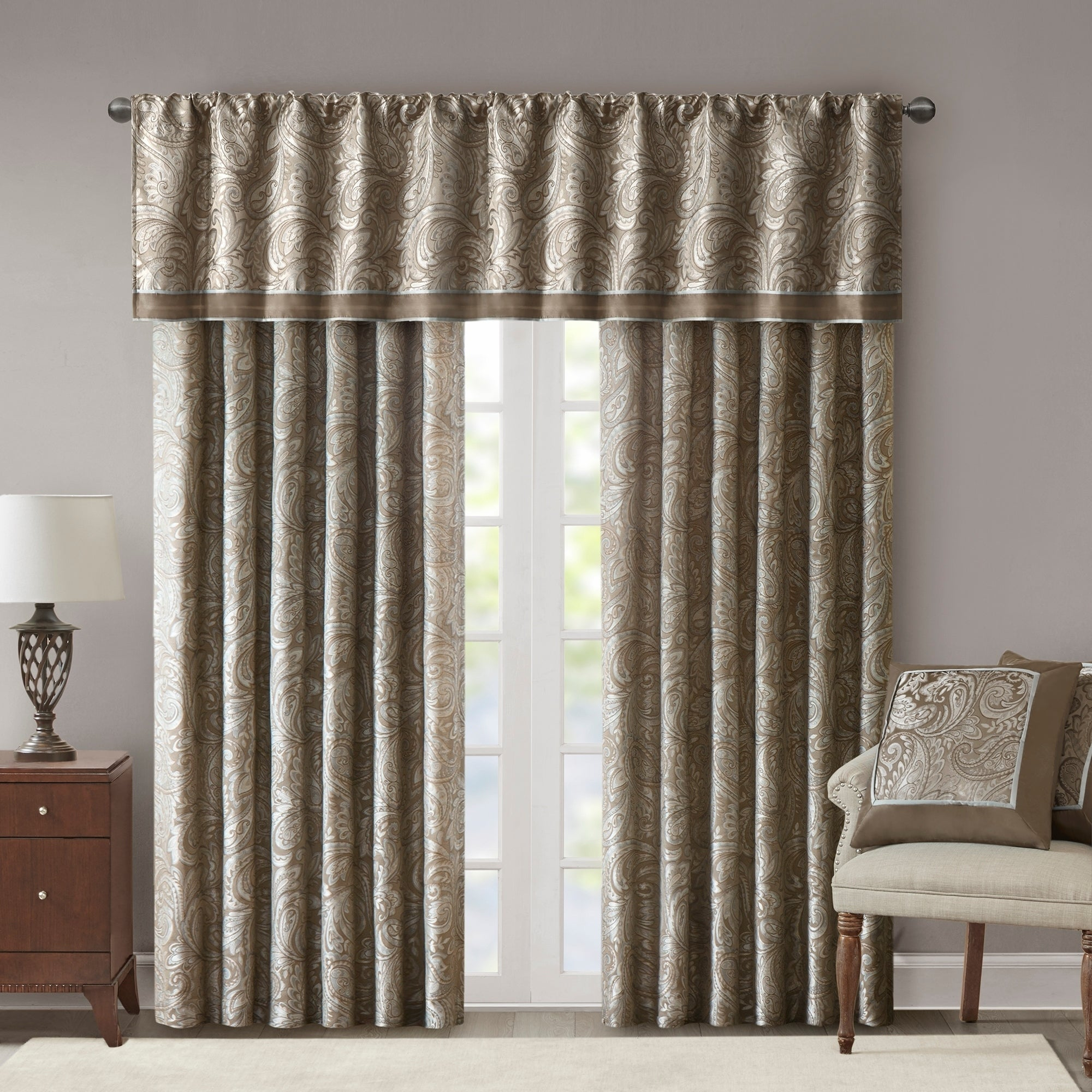 Featured Photo of Whitman Curtain Panel Pairs