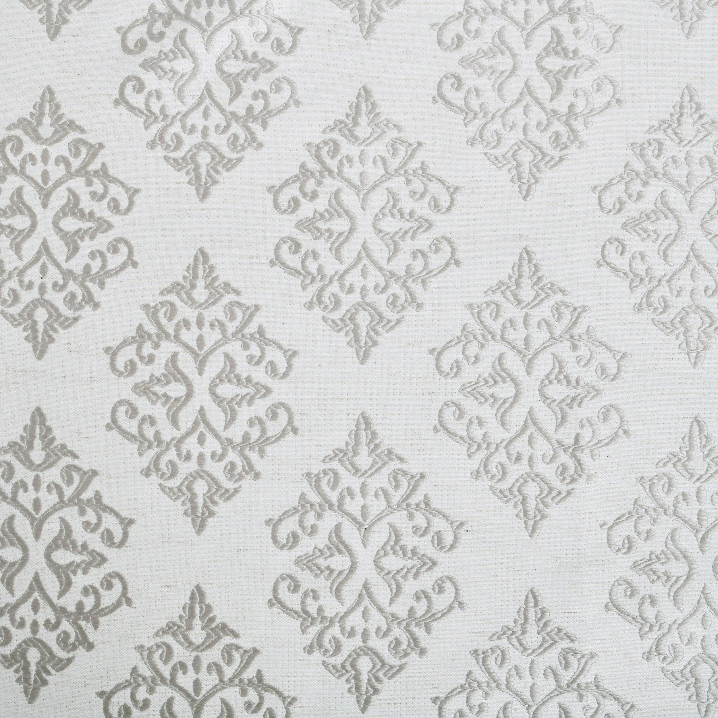 Miranda Haus Labrea Damask Jacquard Grommet Curtain Panel (set Of 2) Throughout Miranda Haus Labrea Damask Jacquard Grommet Curtain Panels (View 7 of 20)