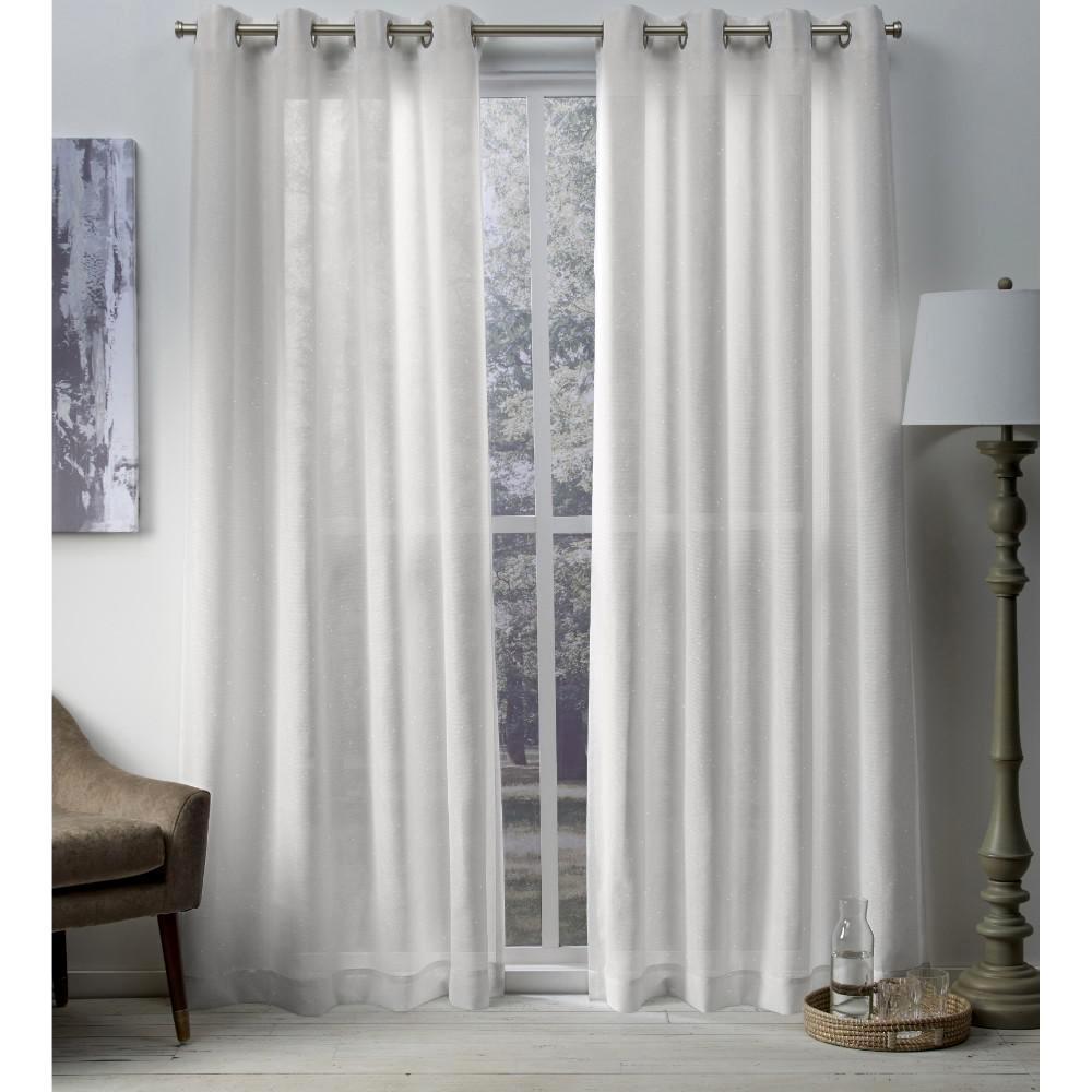 New Linen Grommet Curtains – Blanketmedia (View 16 of 20)